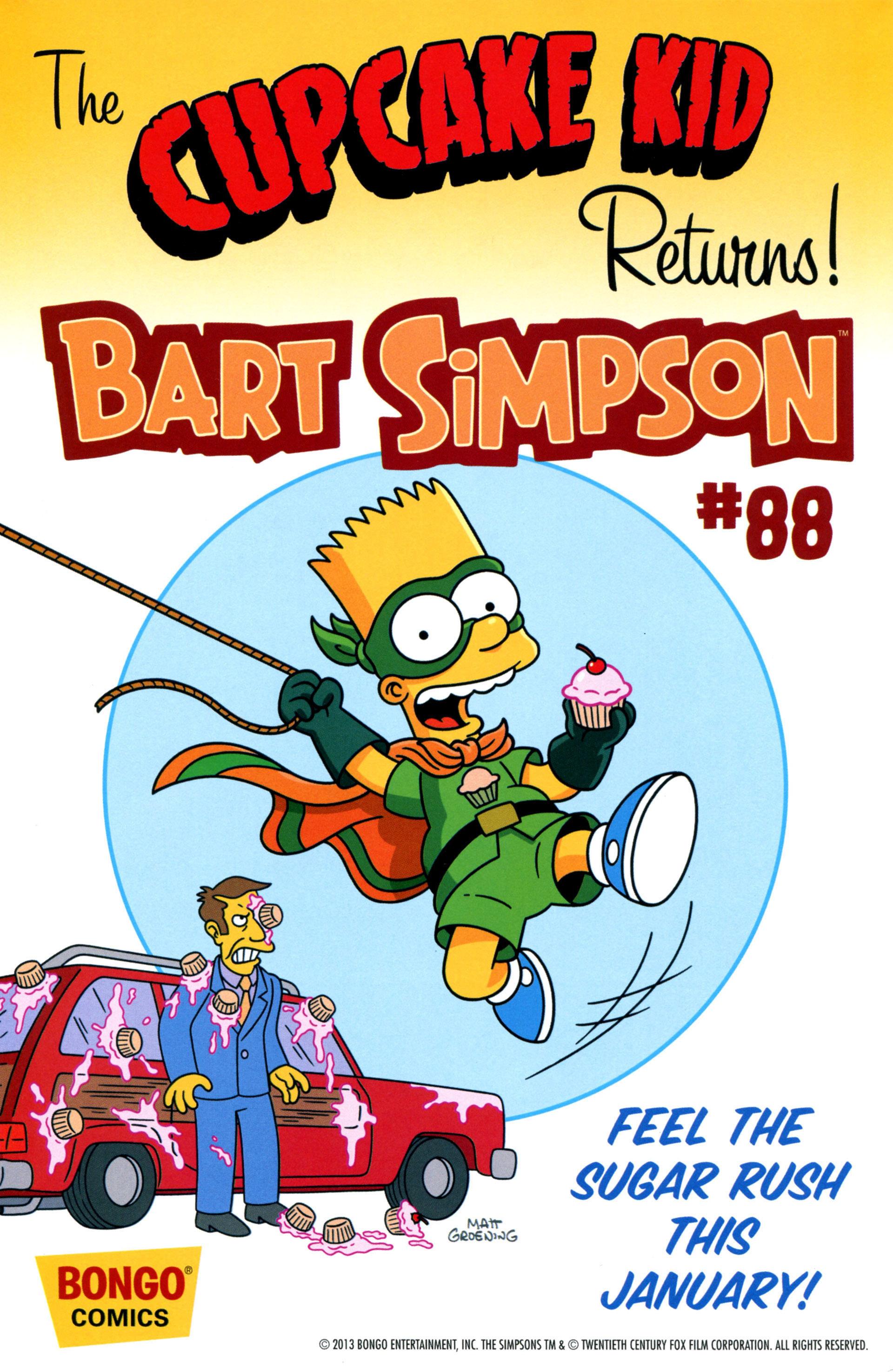 Read online Simpsons Comics comic -  Issue #207 - 25