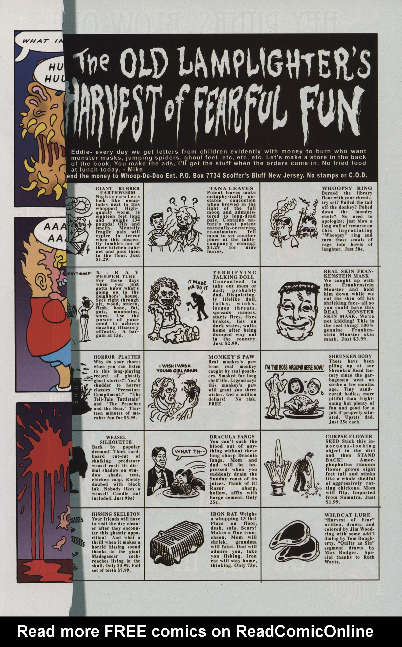 Read online Treehouse of Horror comic -  Issue #17 - 48