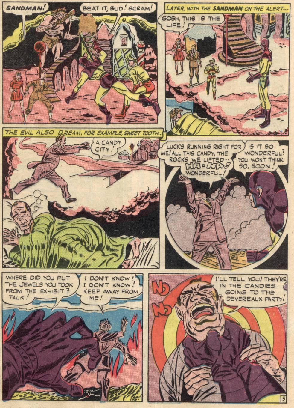 Read online Adventure Comics (1938) comic -  Issue #100 - 7