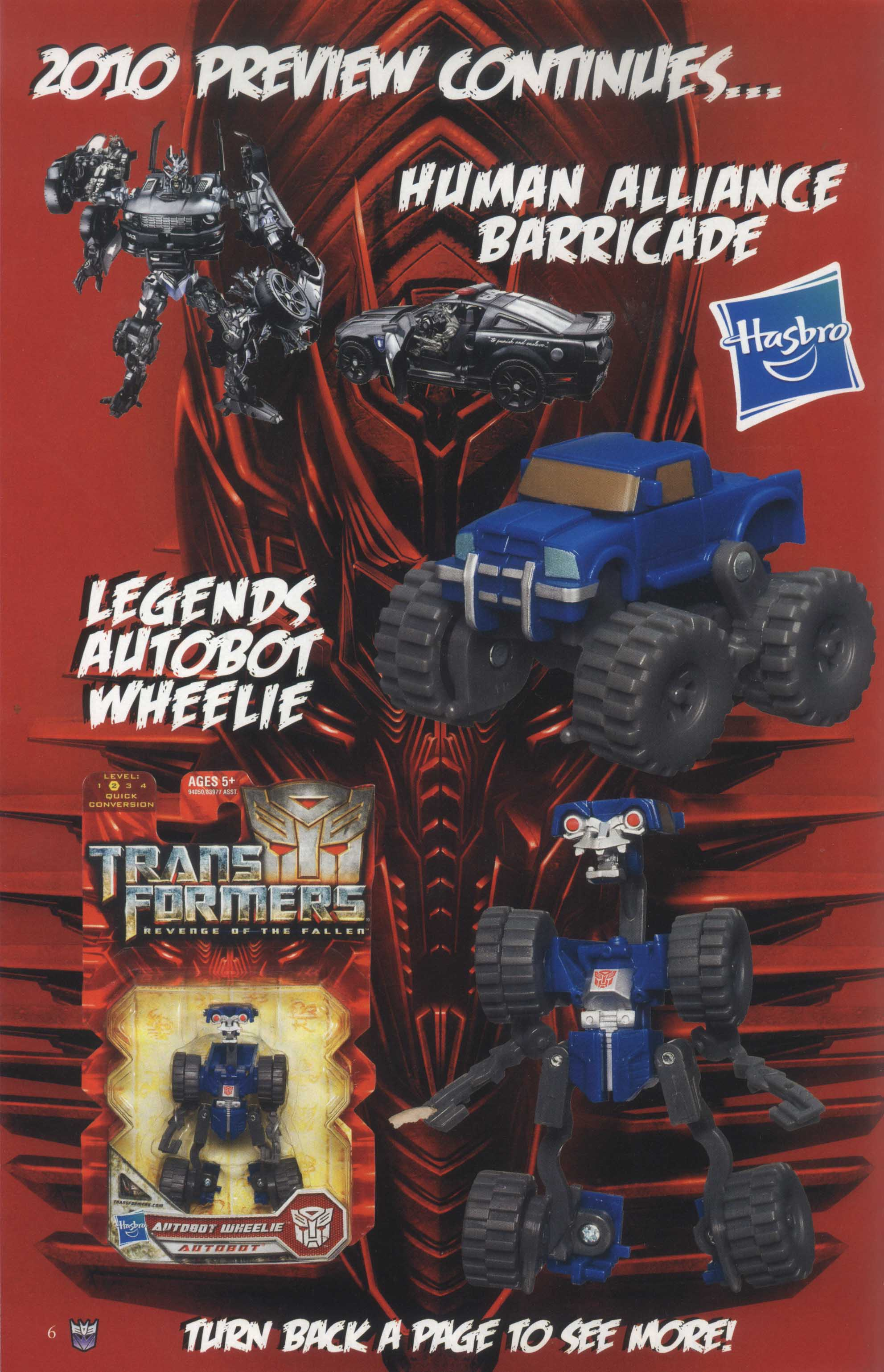Read online Transformers: Collectors' Club comic -  Issue #29 - 6