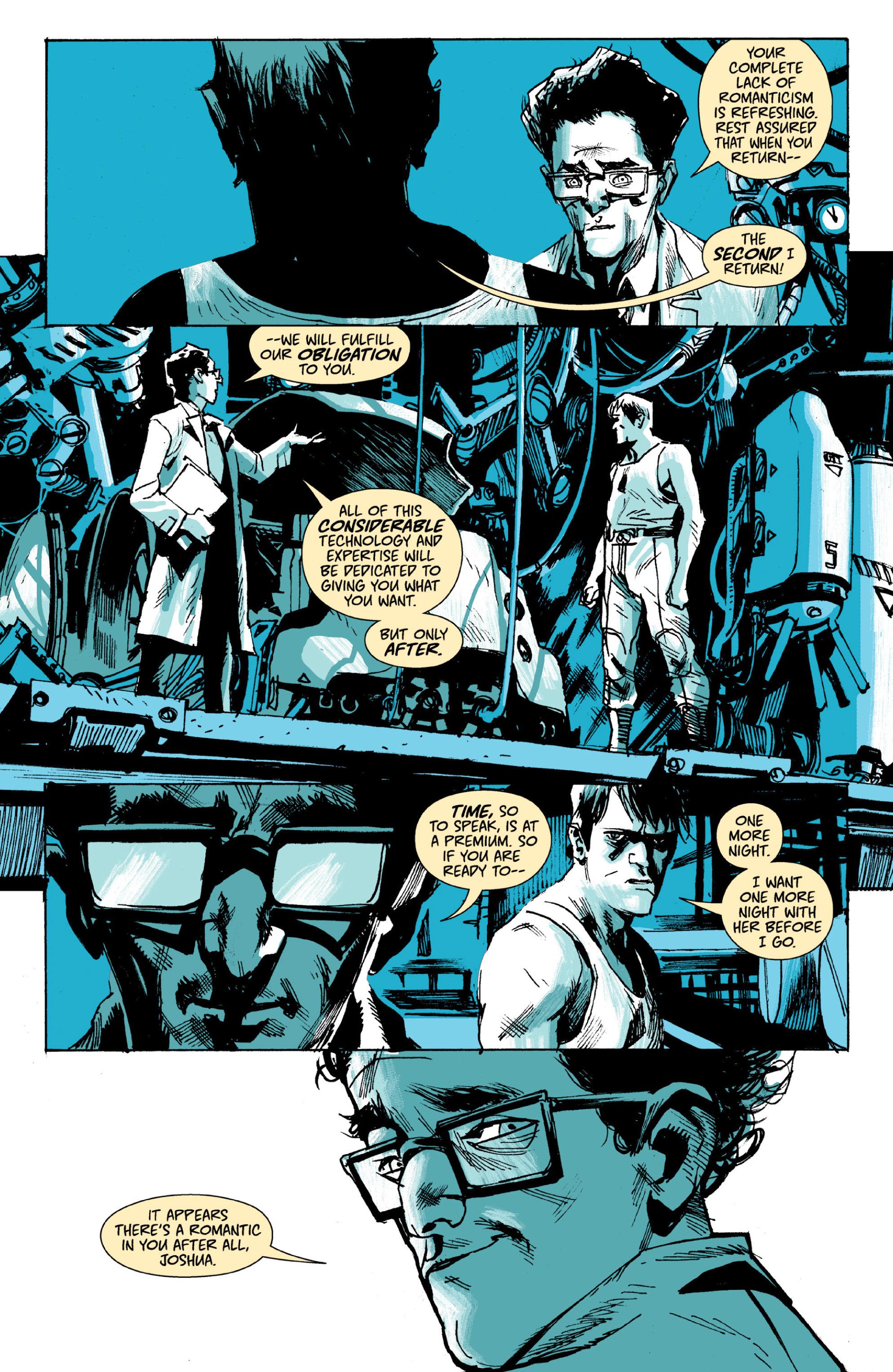 Read online Ei8ht comic -  Issue # TPB - 9