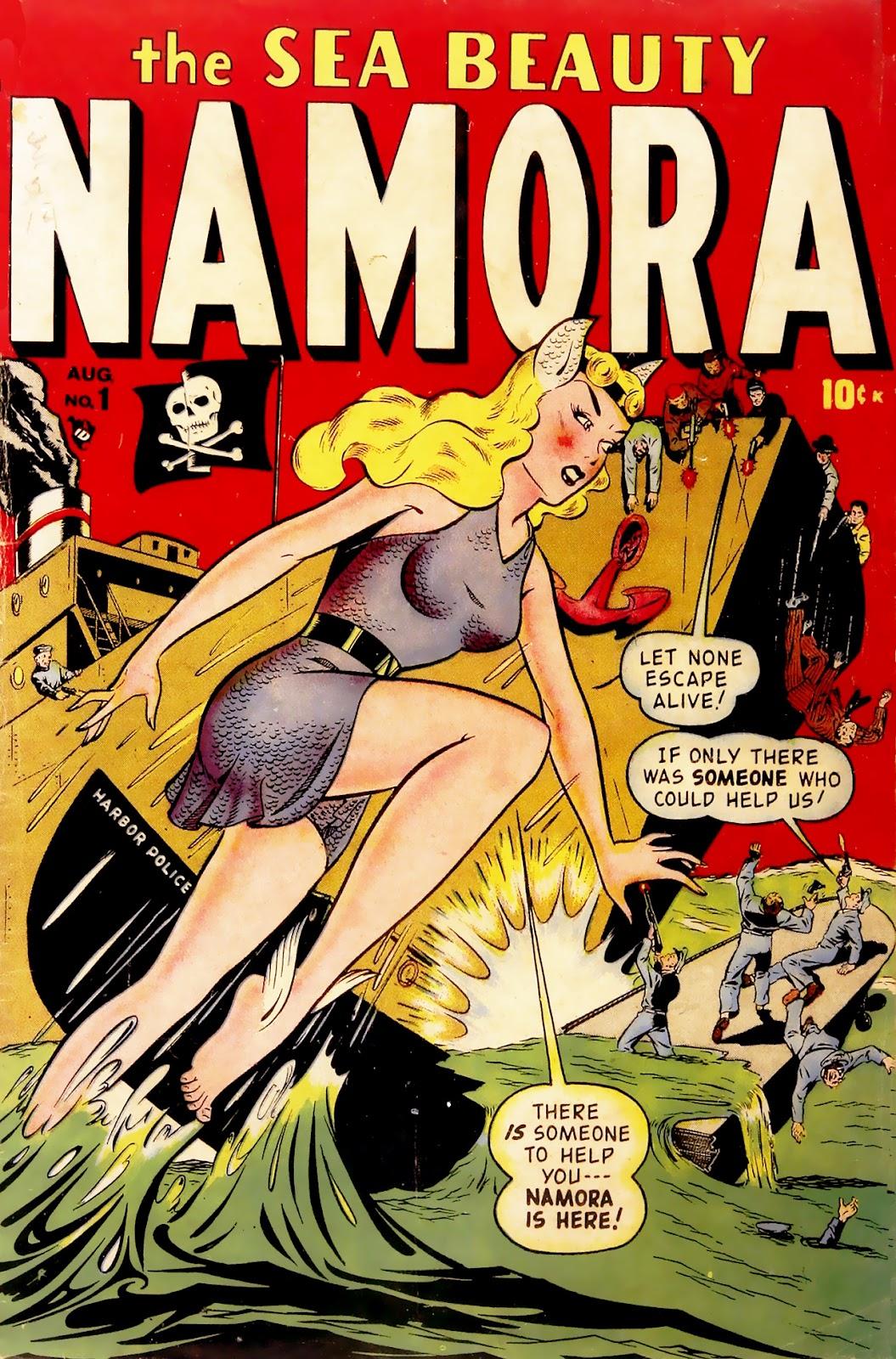 Namora (1948) 1 Page 1