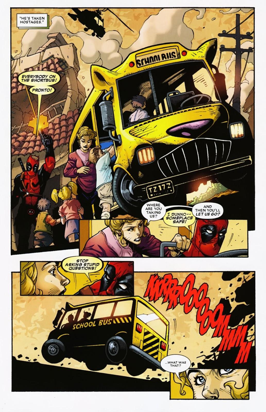 Read online Deadpool (2008) comic -  Issue #39 - 8