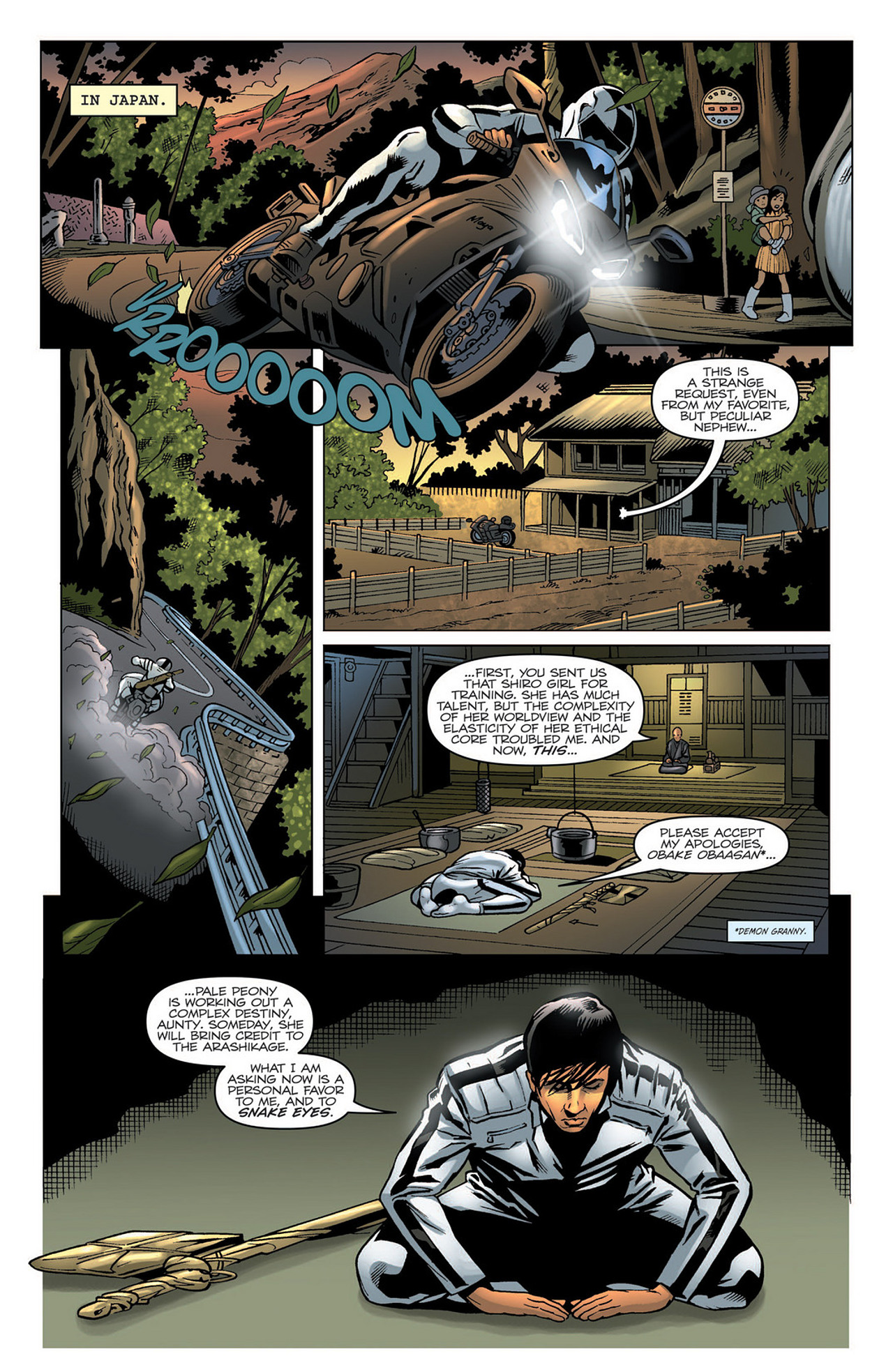 G.I. Joe: A Real American Hero 183 Page 19