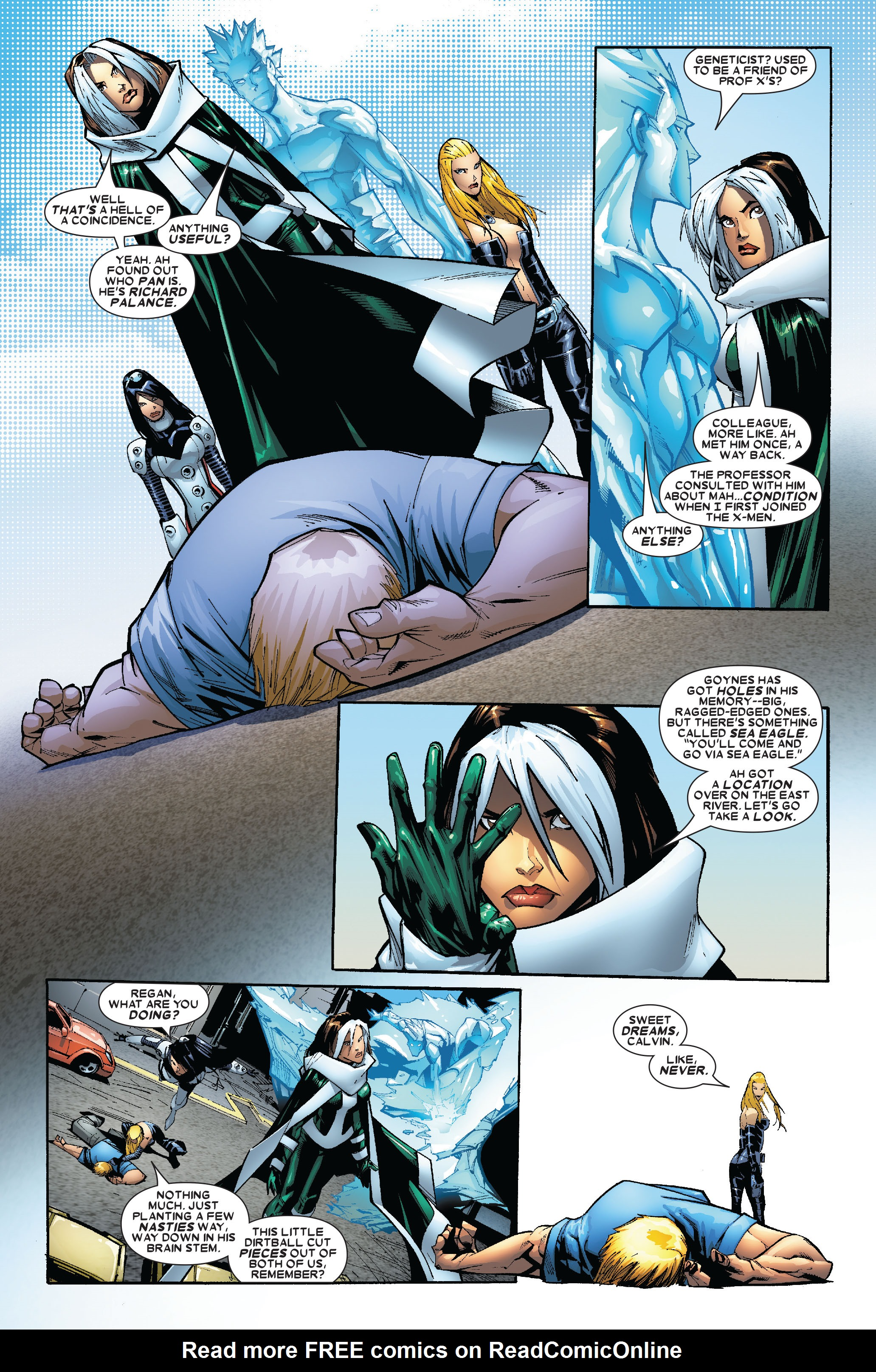 X-Men (1991) 194 Page 10