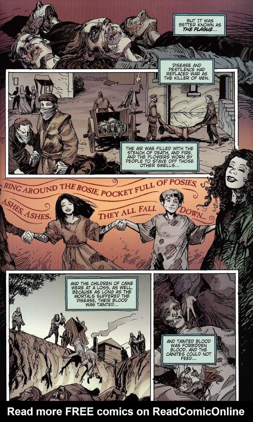 Read online Vampire the Masquerade comic -  Issue # Toreador - 39