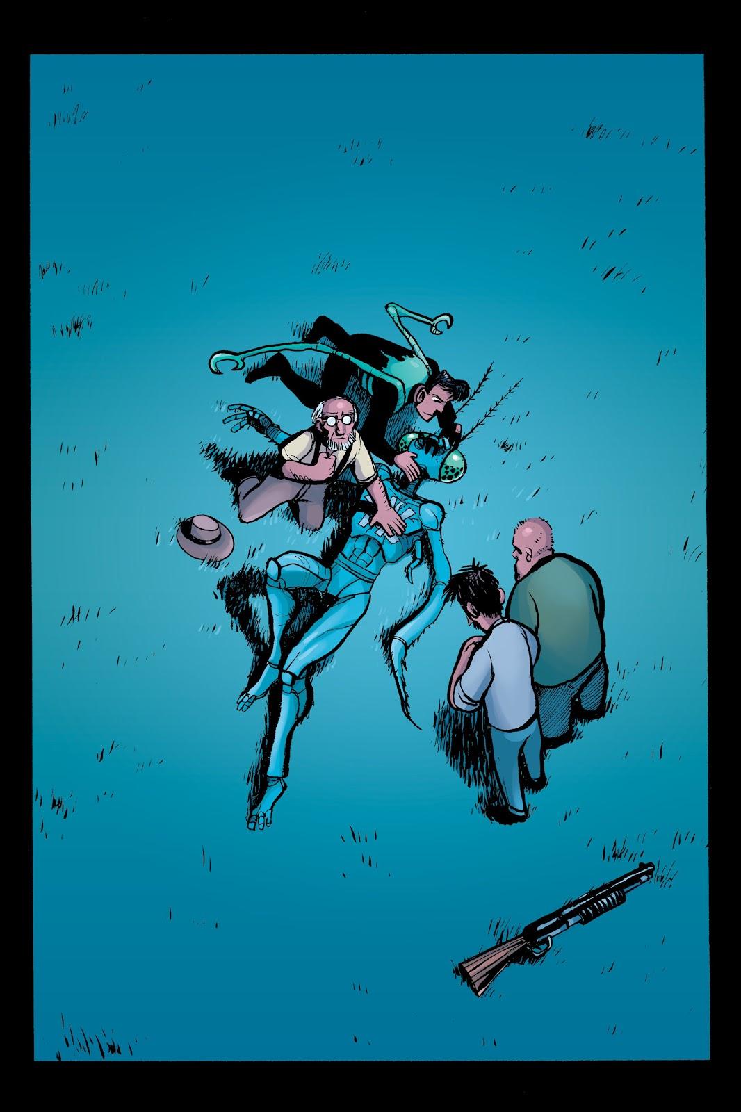 Read online Creature Tech (2019) comic -  Issue # TPB (Part 2) - 48