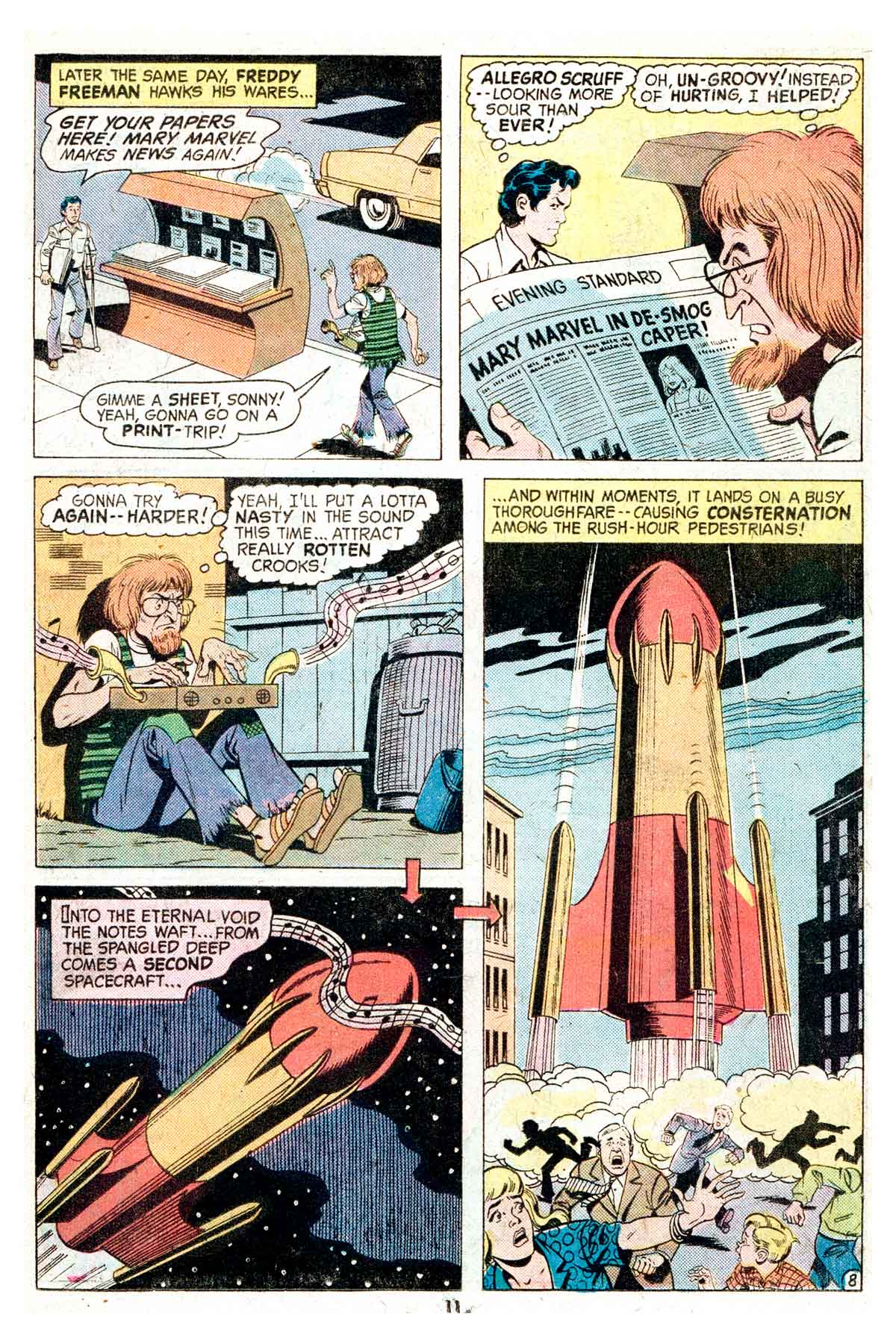 Read online Shazam! (1973) comic -  Issue #17 - 11
