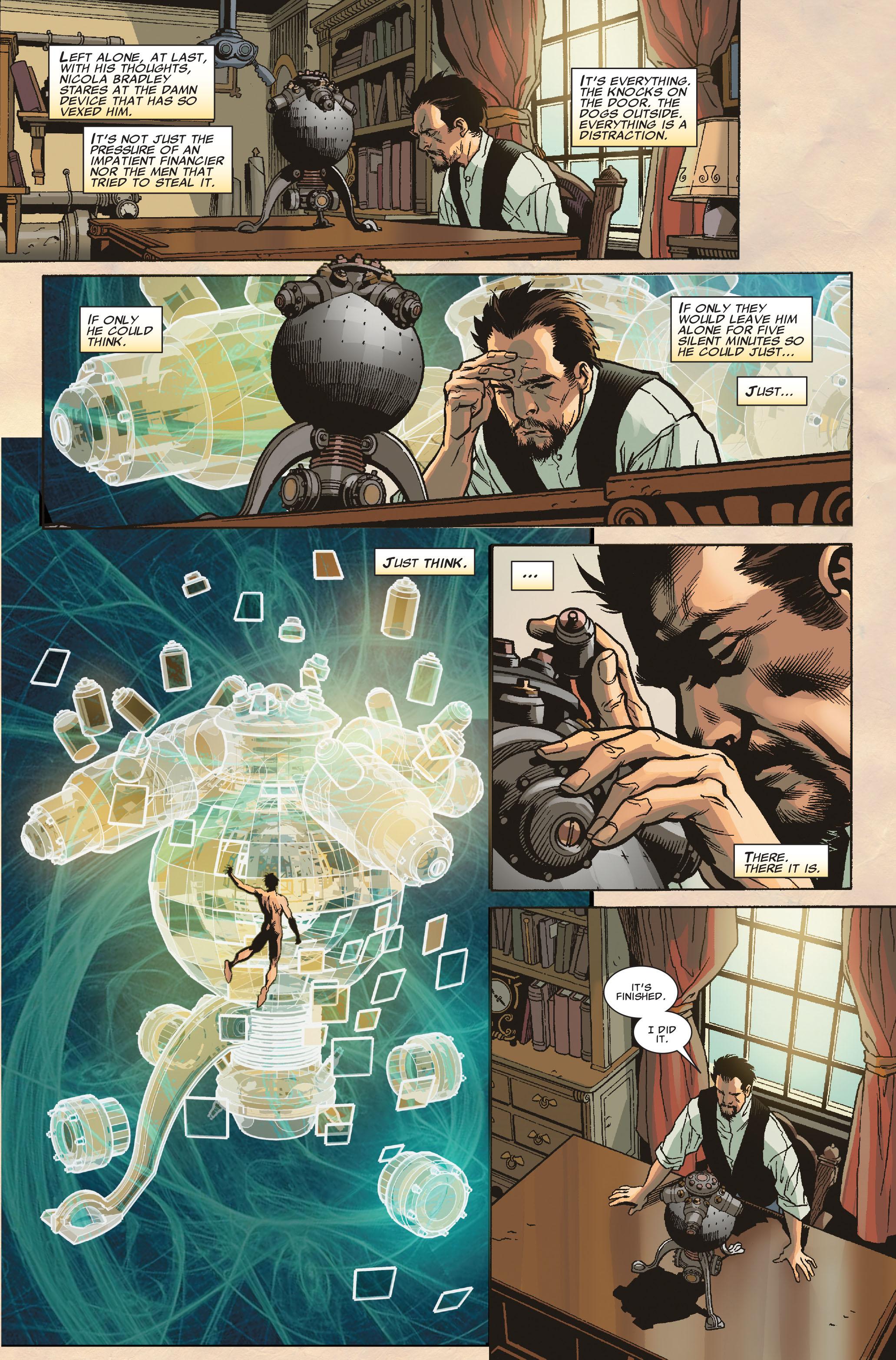 Read online Uncanny X-Men (1963) comic -  Issue #512 - 16