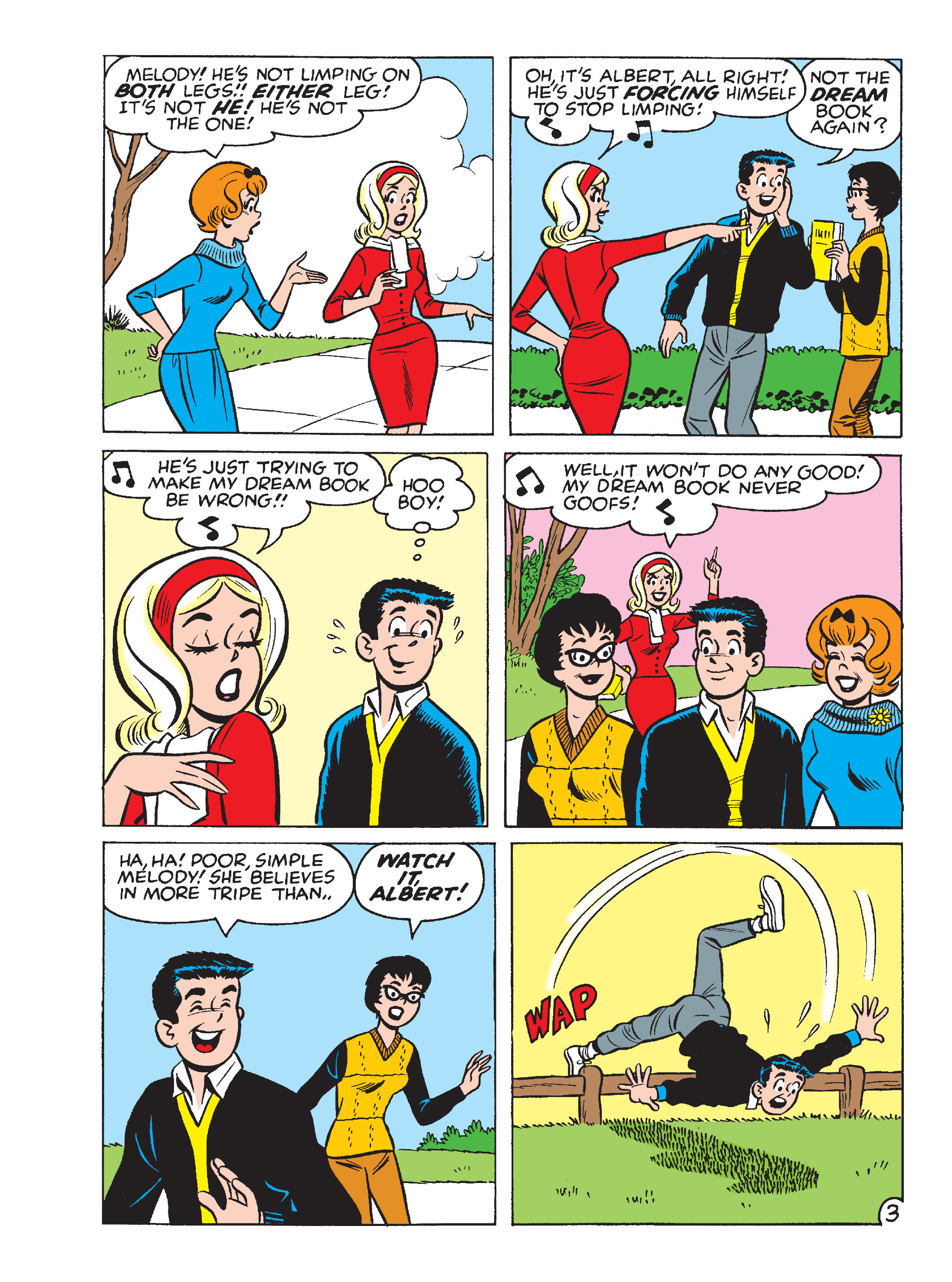 Read online World of Archie Double Digest comic -  Issue #64 - 43