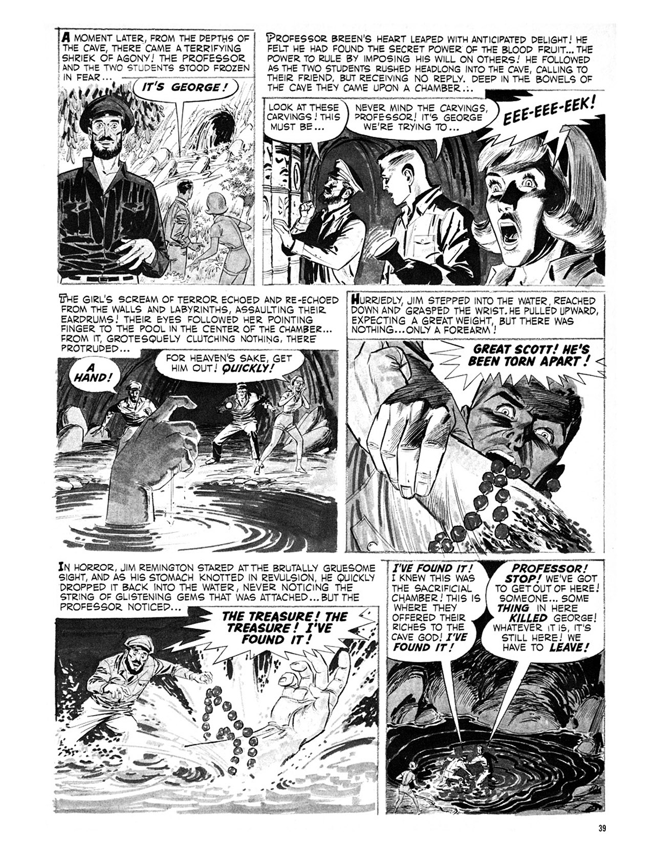 Read online Eerie Archives comic -  Issue # TPB 3 - 40