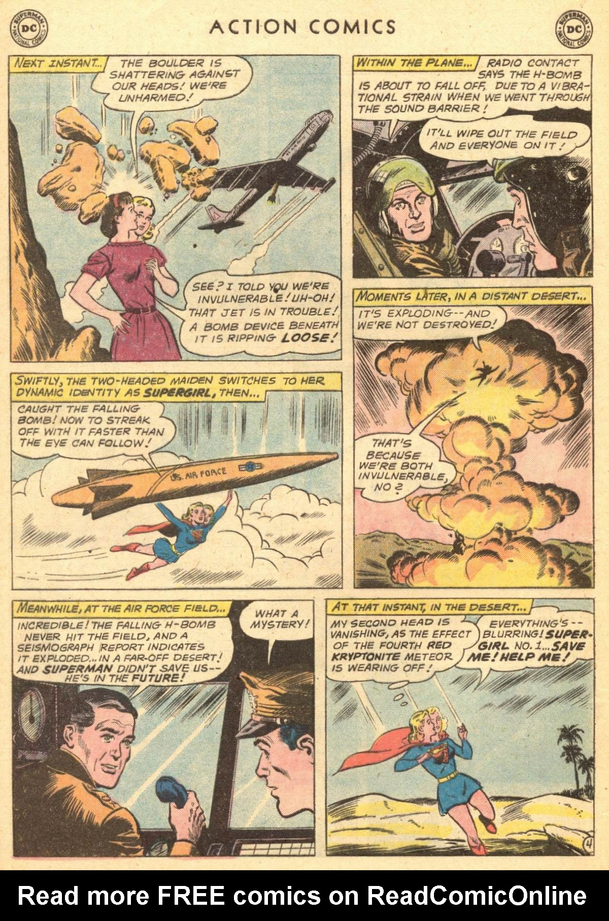 Read online Action Comics (1938) comic -  Issue #284 - 24