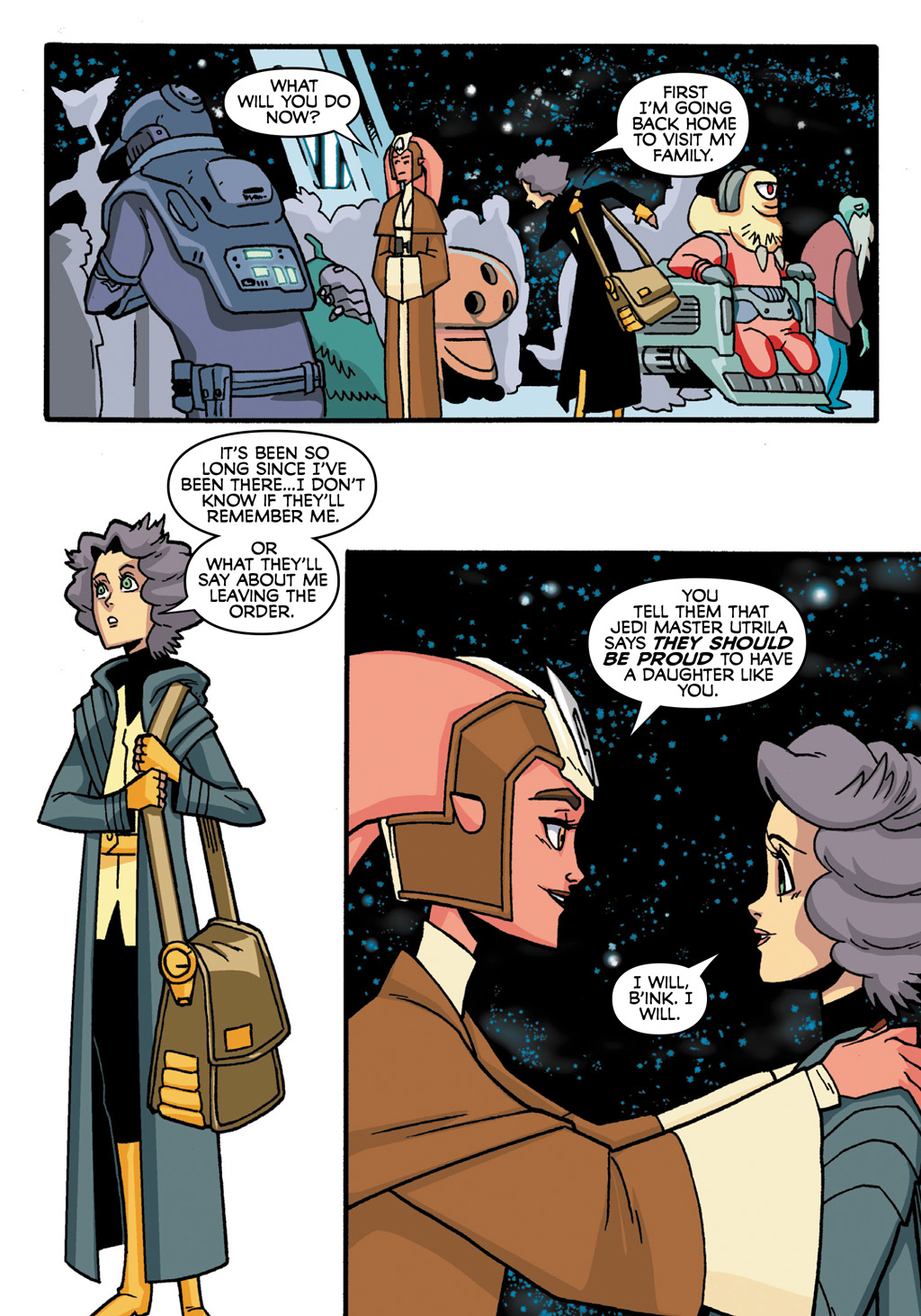 Read online Star Wars: The Clone Wars - Defenders of the Lost Temple comic -  Issue # Full - 72