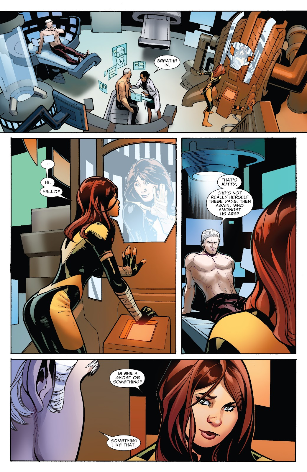 Read online X-Men: Second Coming comic -  Issue # _TPB (Part 2) - 51