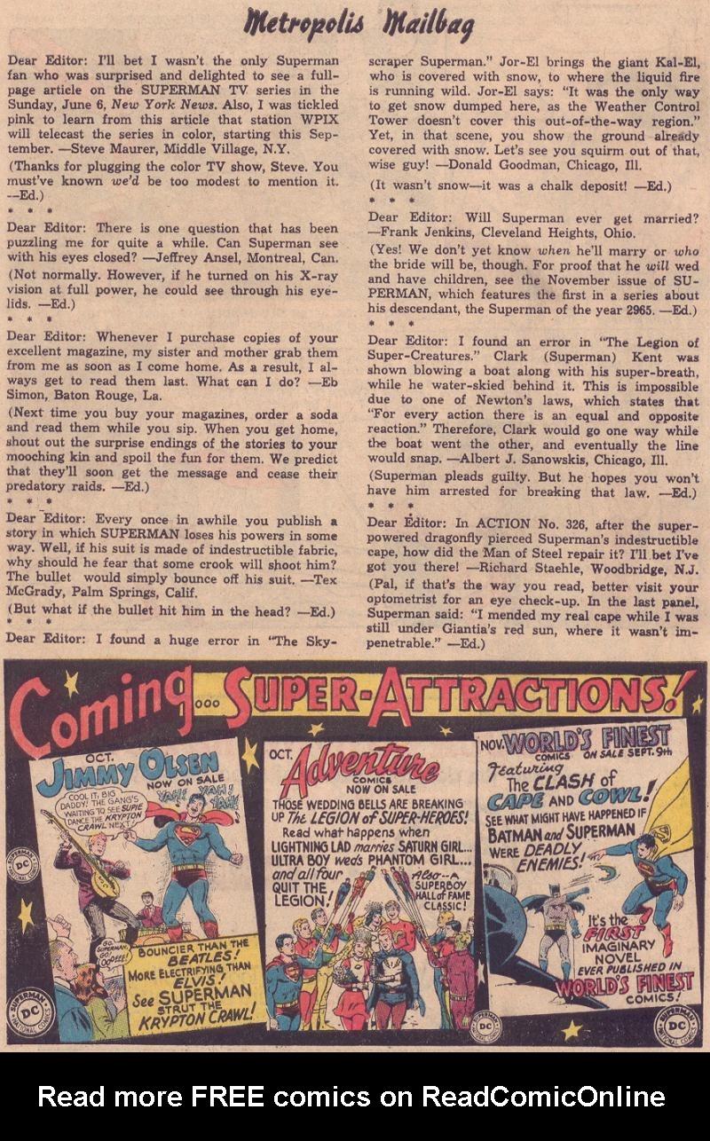 Action Comics (1938) 329 Page 17