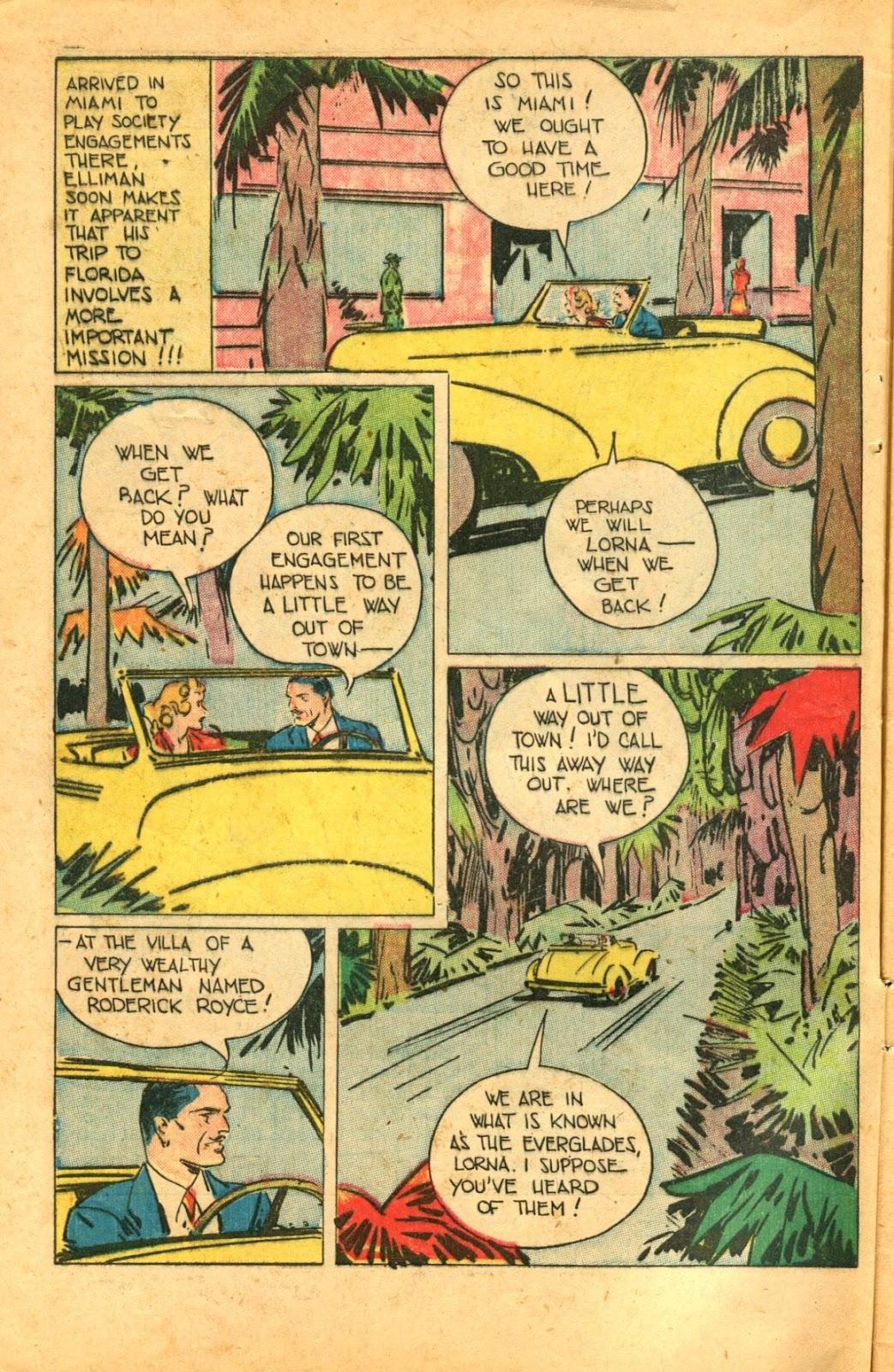 Read online Super-Magician Comics comic -  Issue #49 - 4