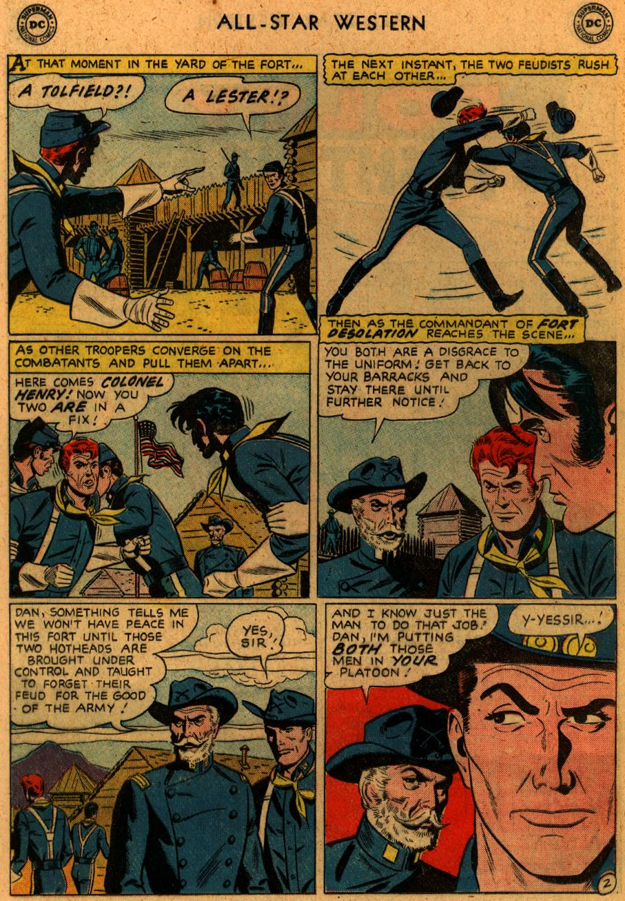 Read online All-Star Western (1951) comic -  Issue #102 - 16