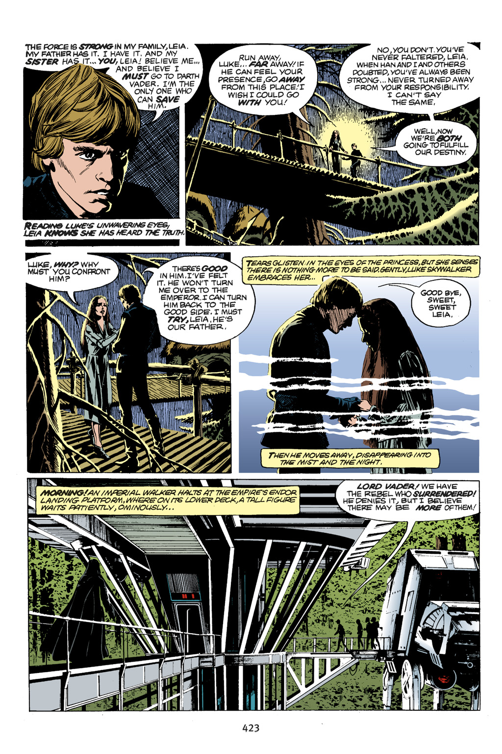Read online Star Wars Omnibus comic -  Issue # Vol. 18.5 - 140