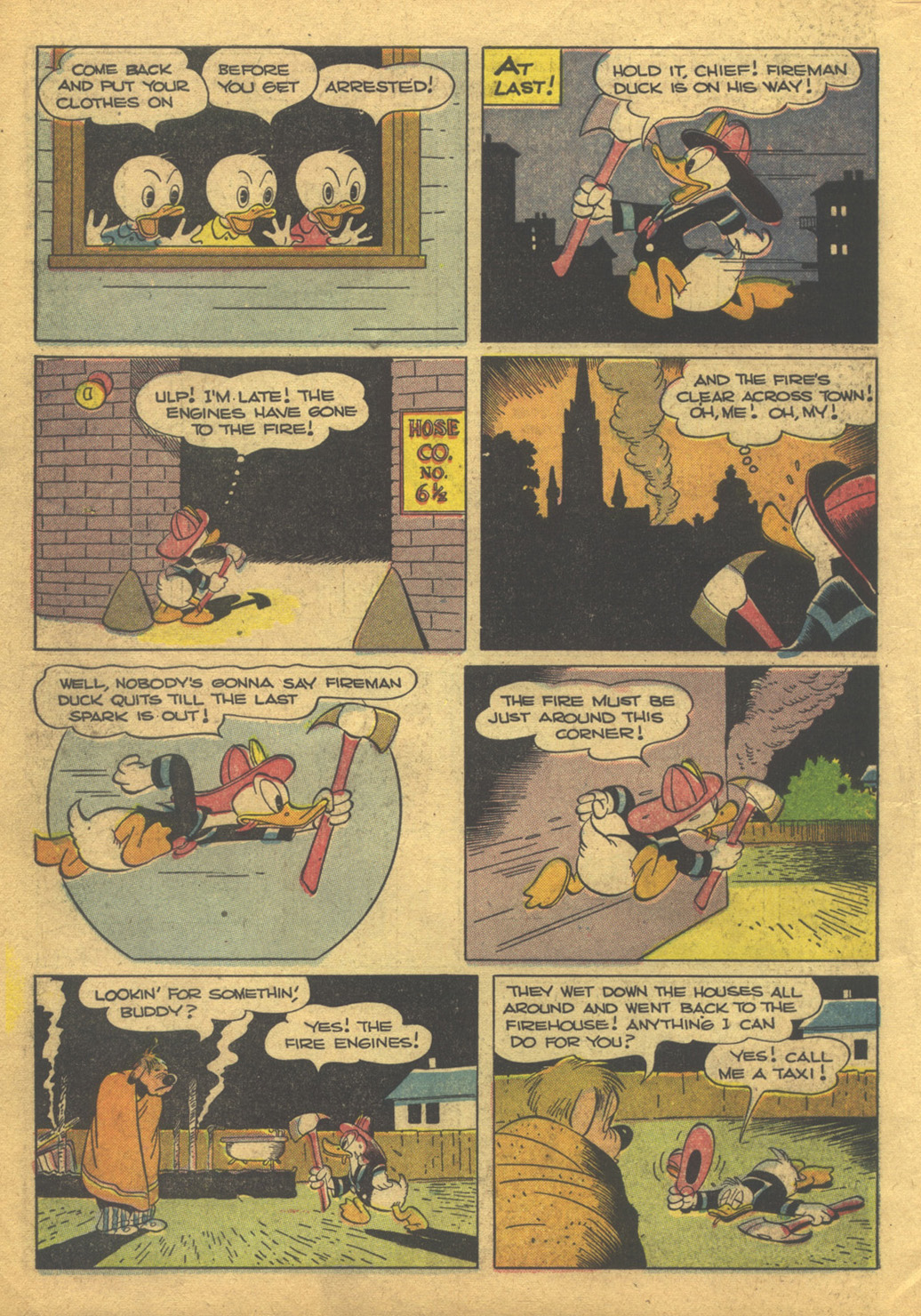 Walt Disney's Comics and Stories issue 86 - Page 6