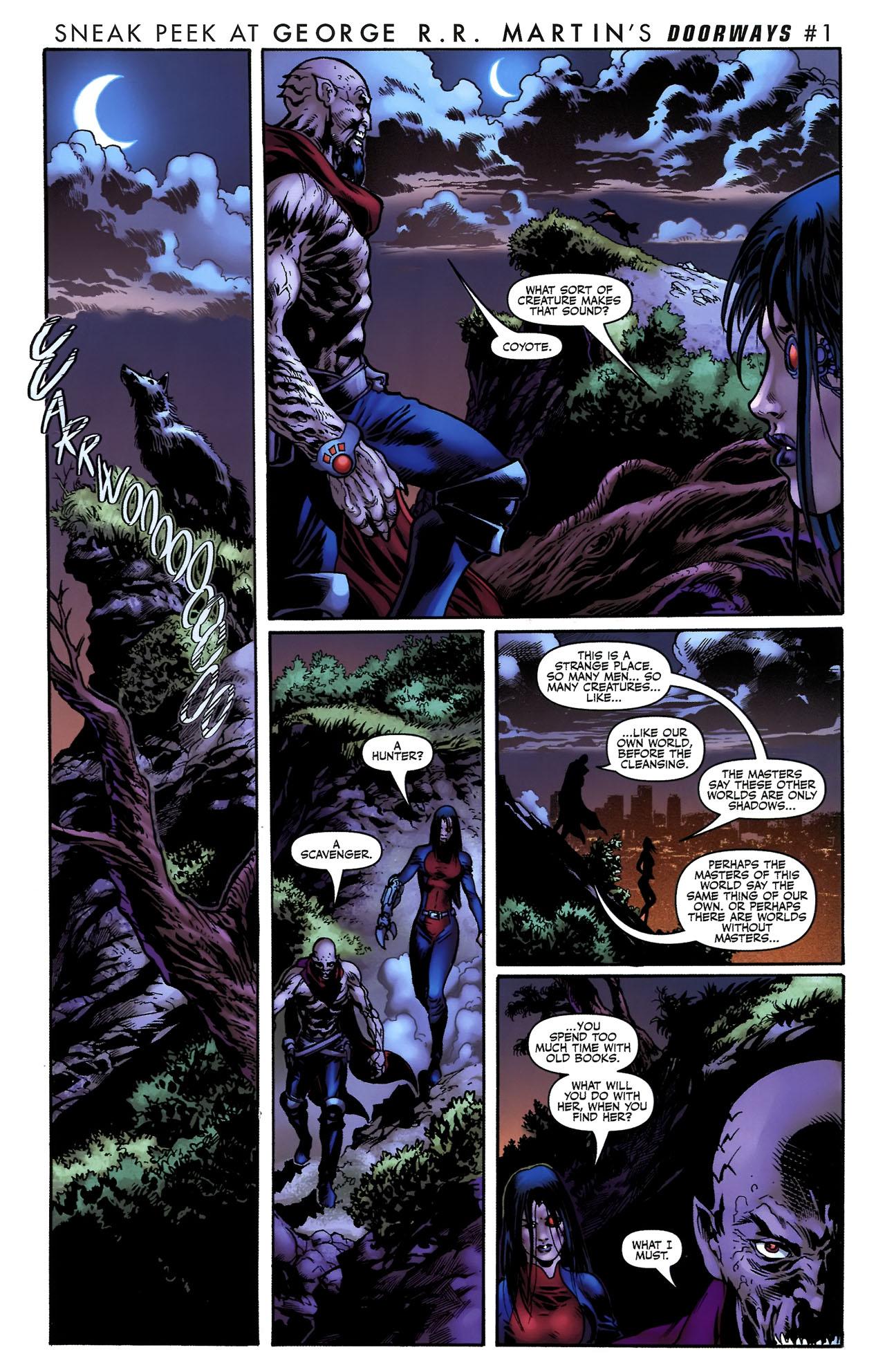 Read online True Blood (2010) comic -  Issue #5 - 28
