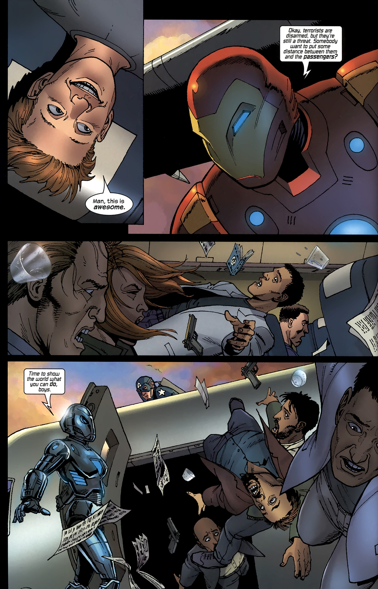 Read online Ultimates 2 comic -  Issue # _Annual 1 - 7