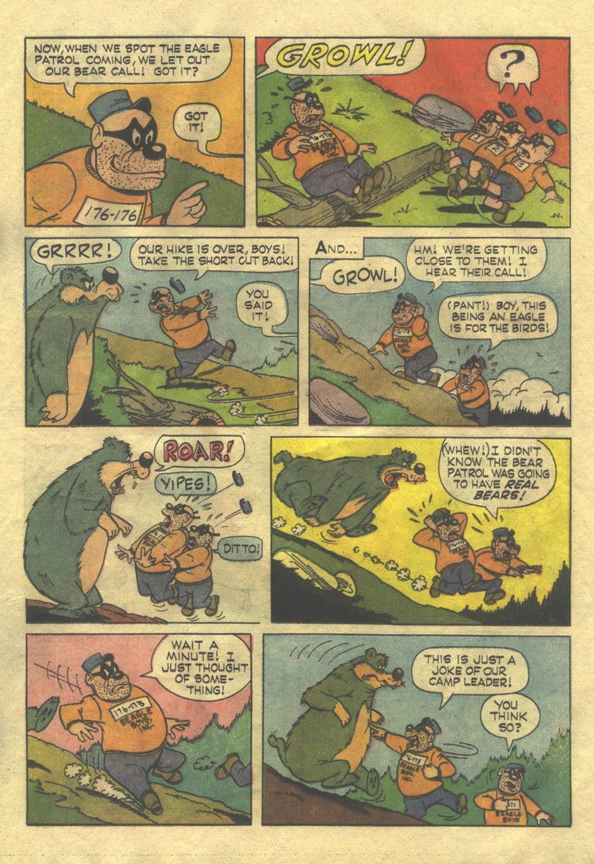 Walt Disney THE BEAGLE BOYS issue 2 - Page 21