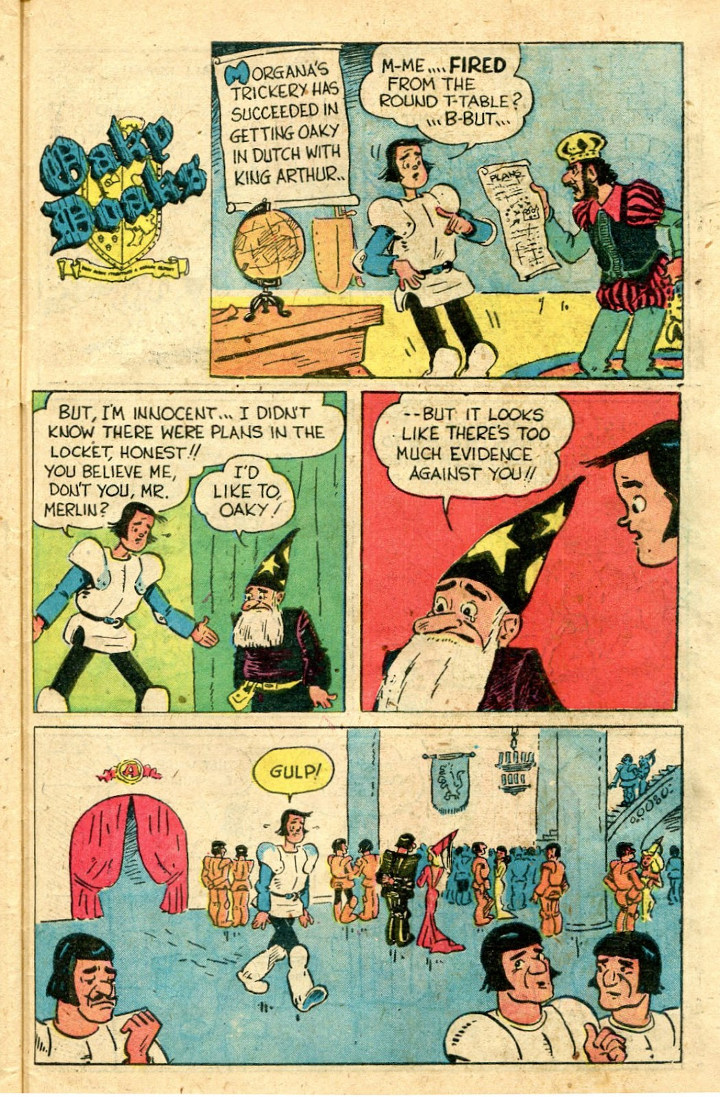 Read online Famous Funnies comic -  Issue #160 - 43