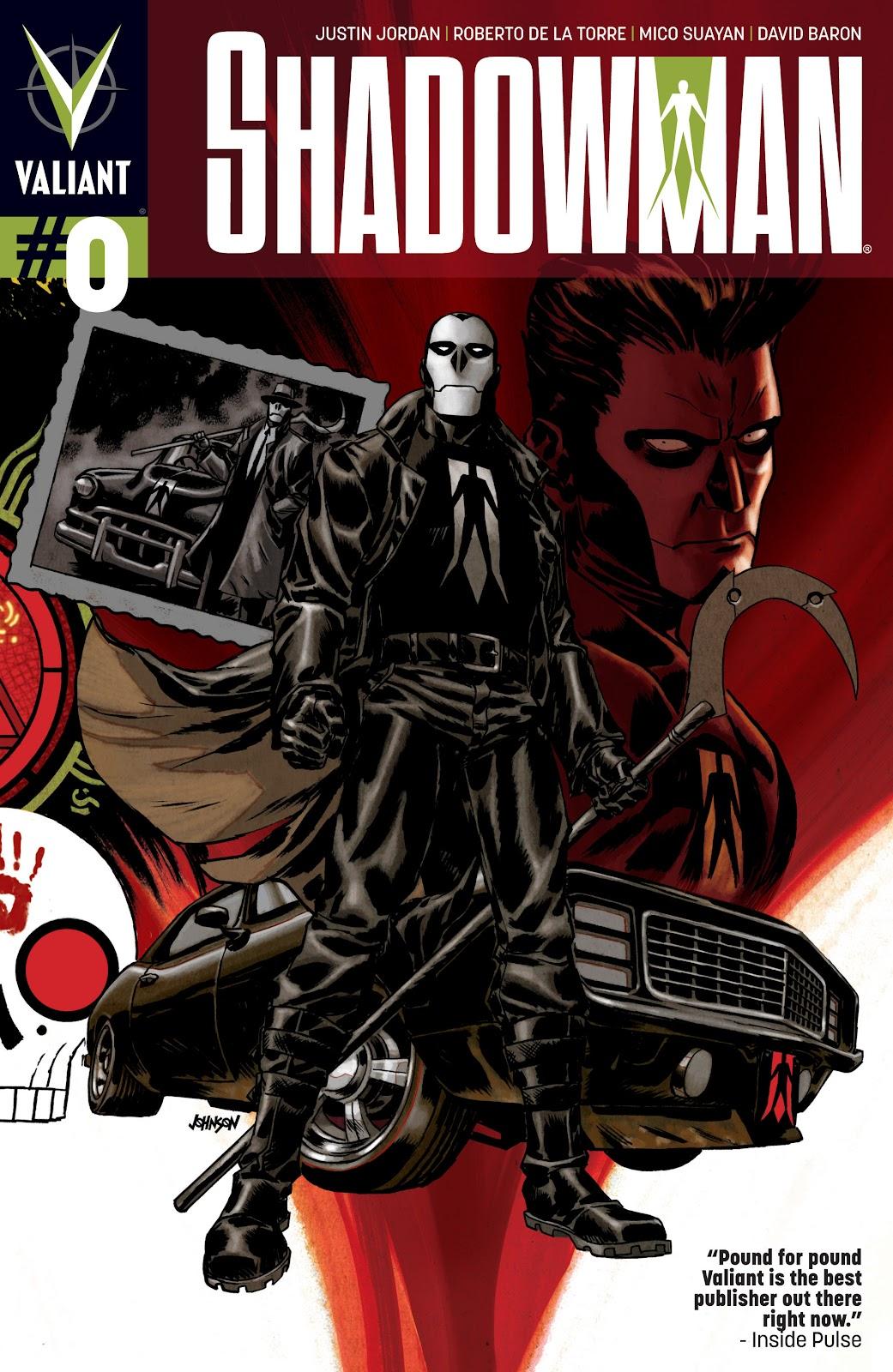 Shadowman (2012) 0 Page 1