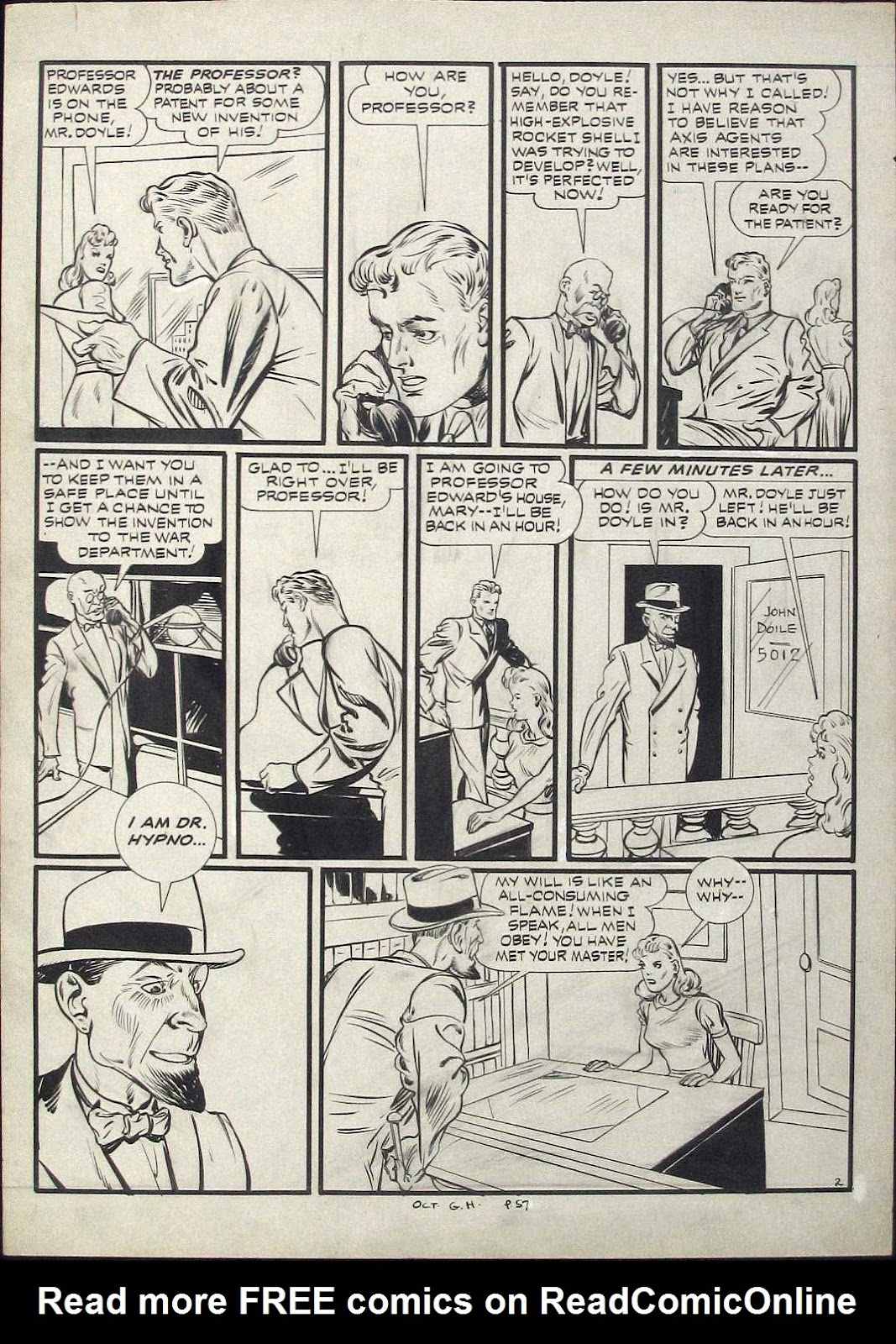 Green Hornet Comics issue 9 - Page 17