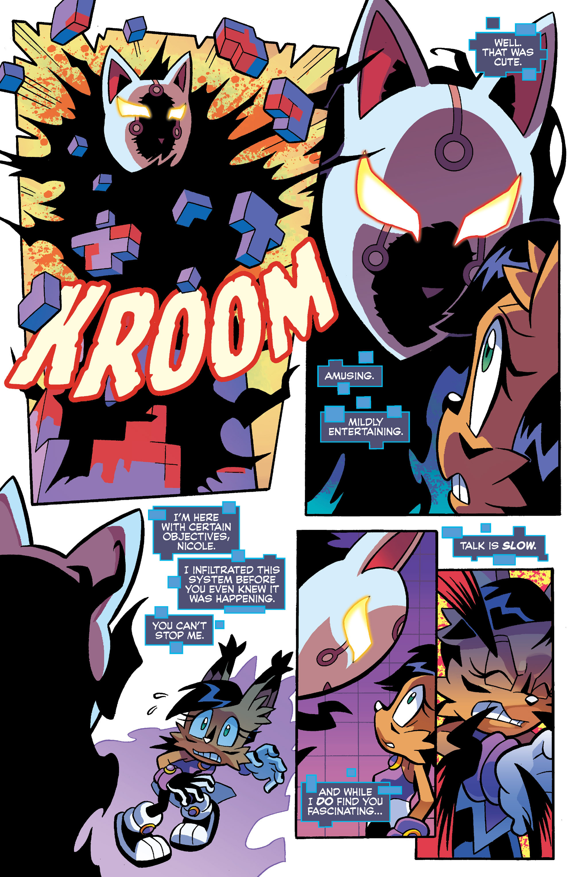 Read online Sonic Universe comic -  Issue #73 - 8