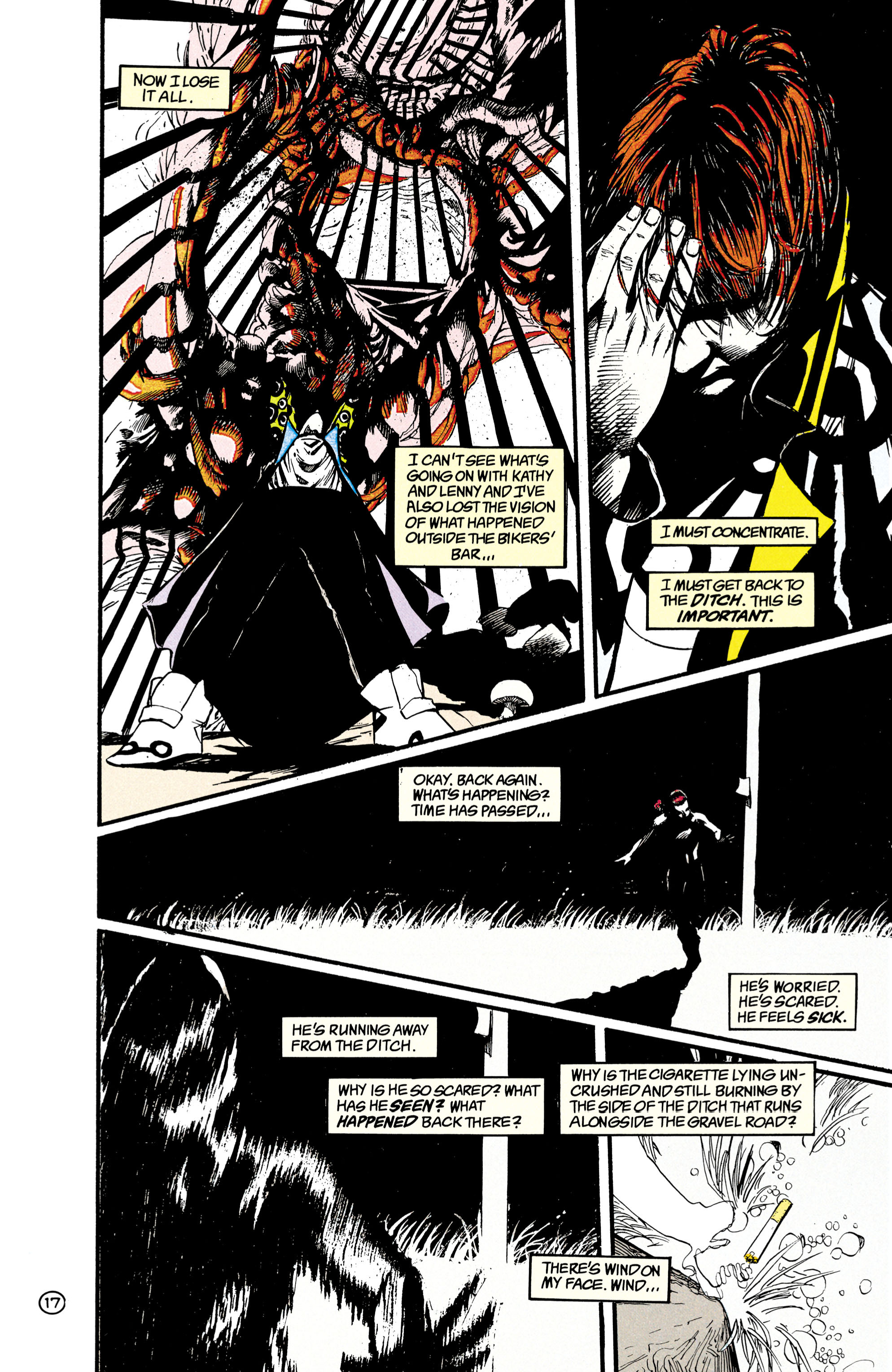 Read online Shade, the Changing Man comic -  Issue #21 - 18
