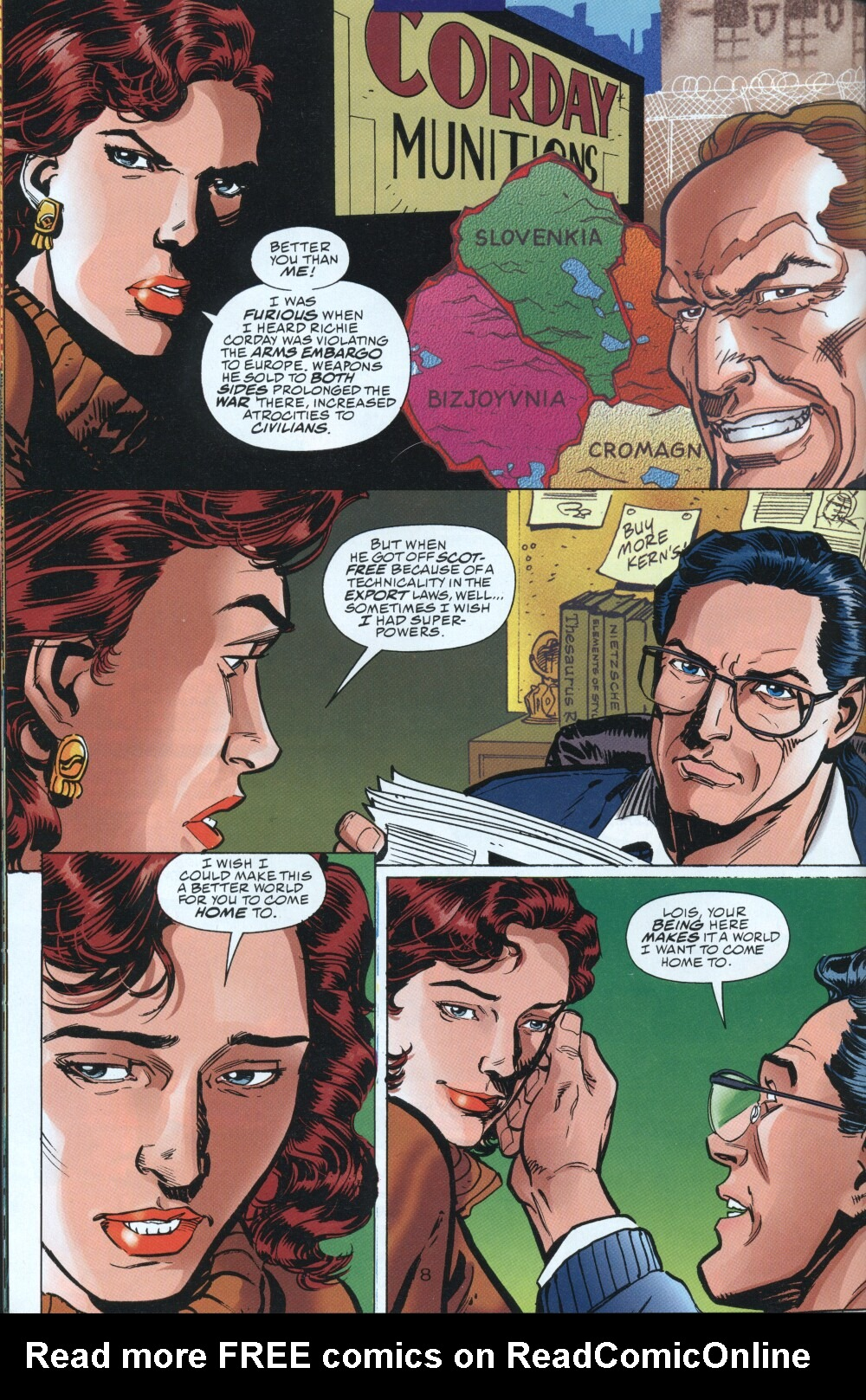 Action Comics (1938) 718 Page 9