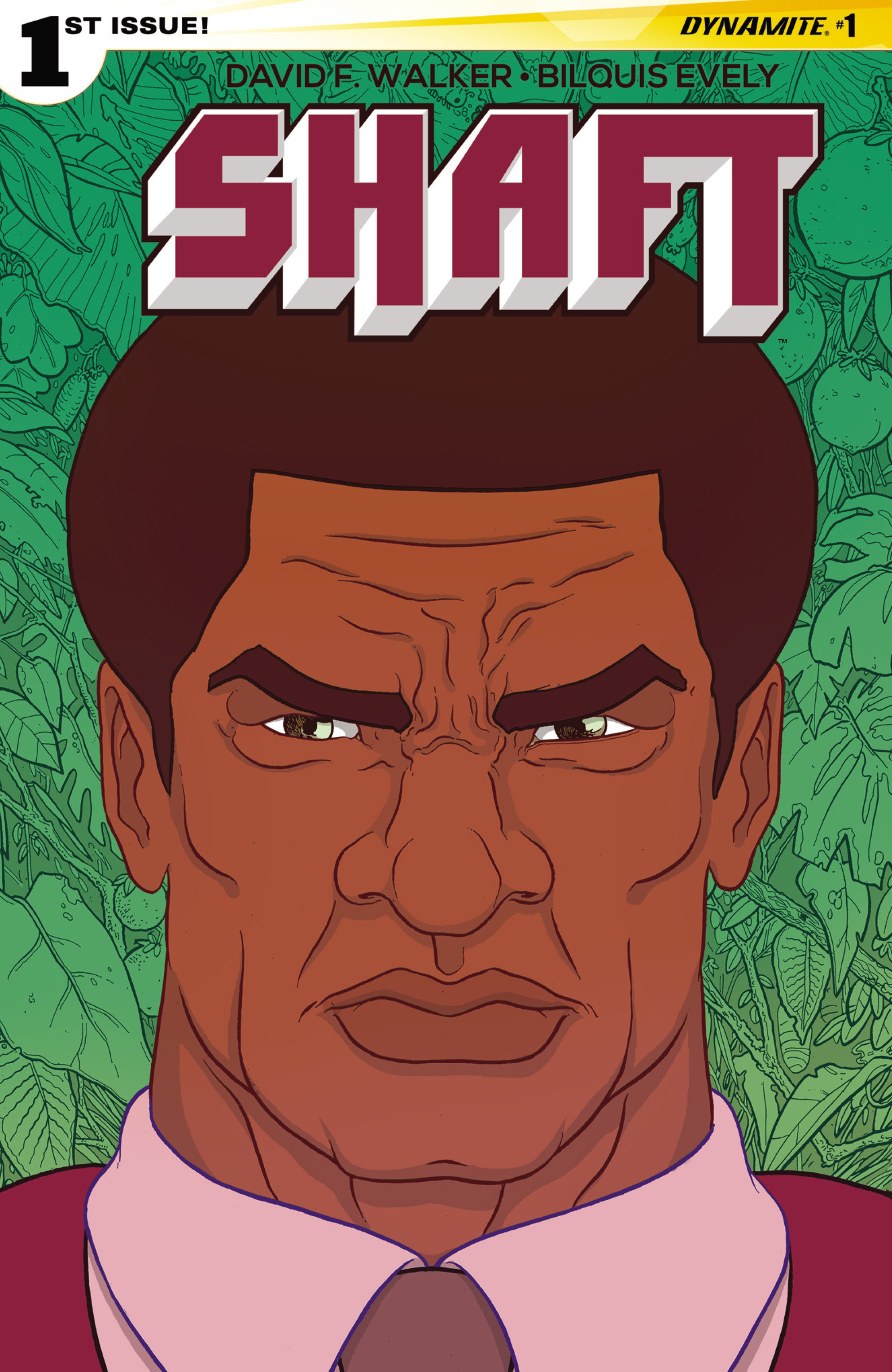 Read online Shaft comic -  Issue #1 - 4
