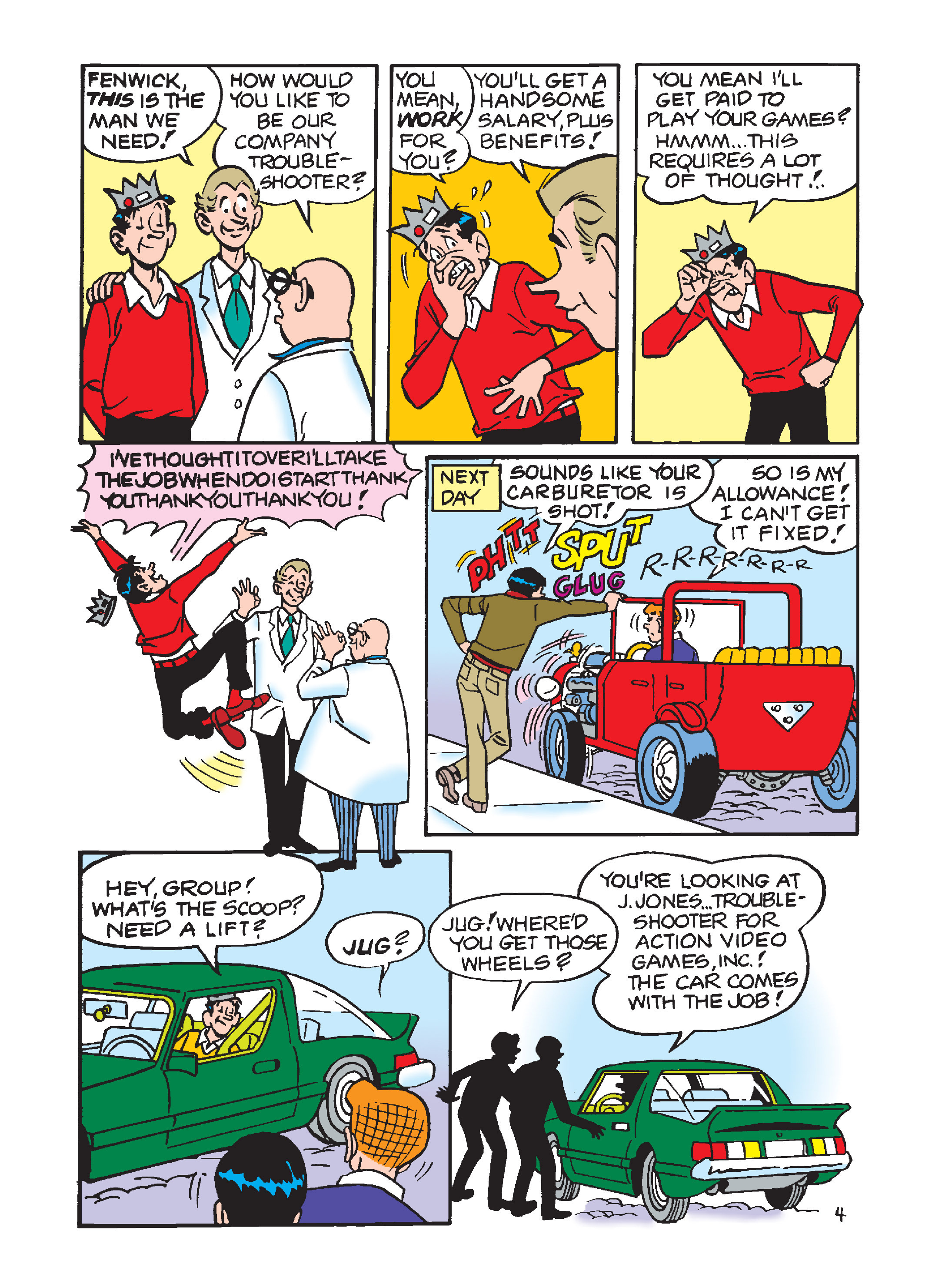 Read online Archie 75th Anniversary Digest comic -  Issue #1 - 67