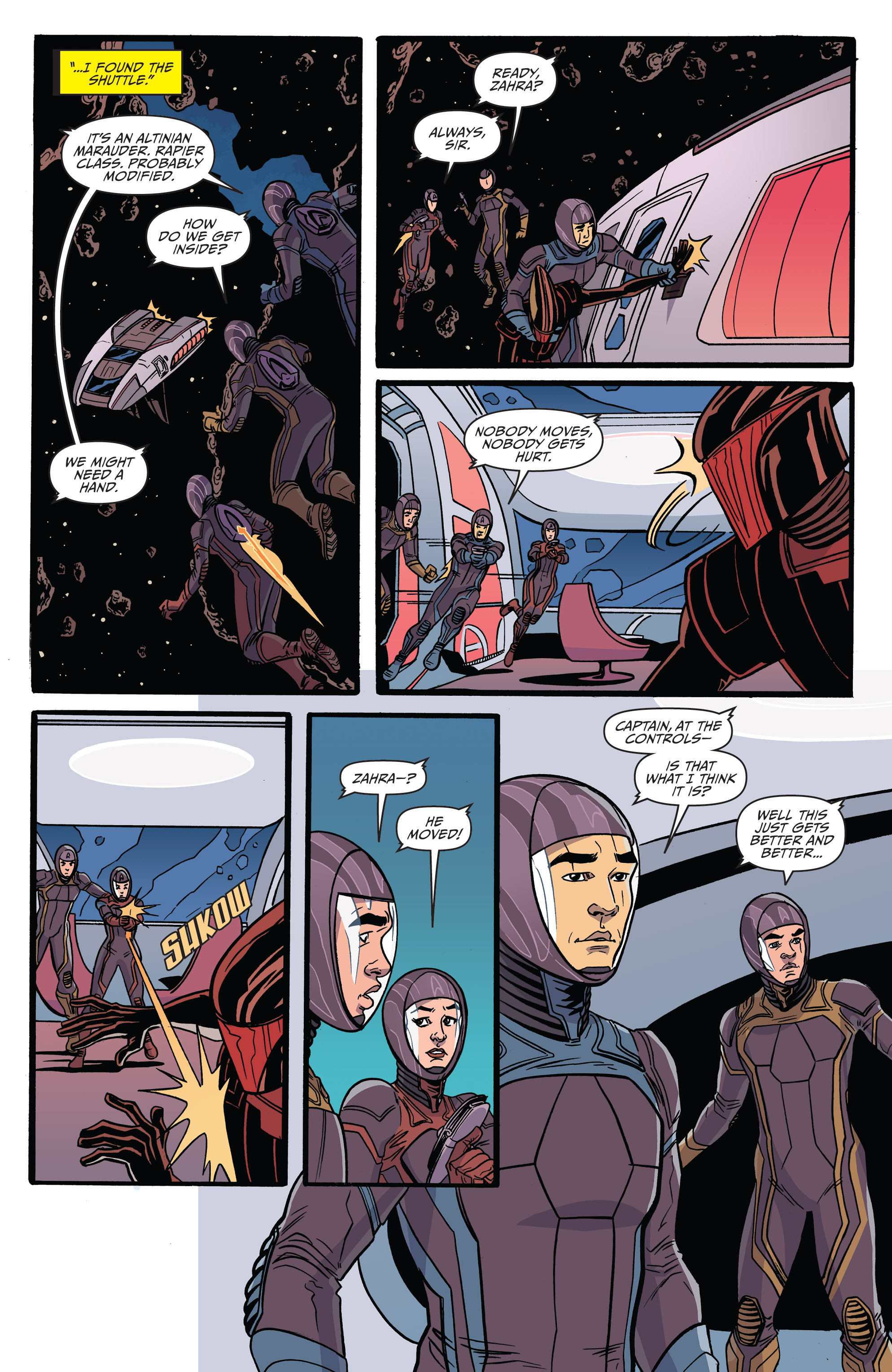 Read online Star Trek: Boldly Go comic -  Issue #8 - 10