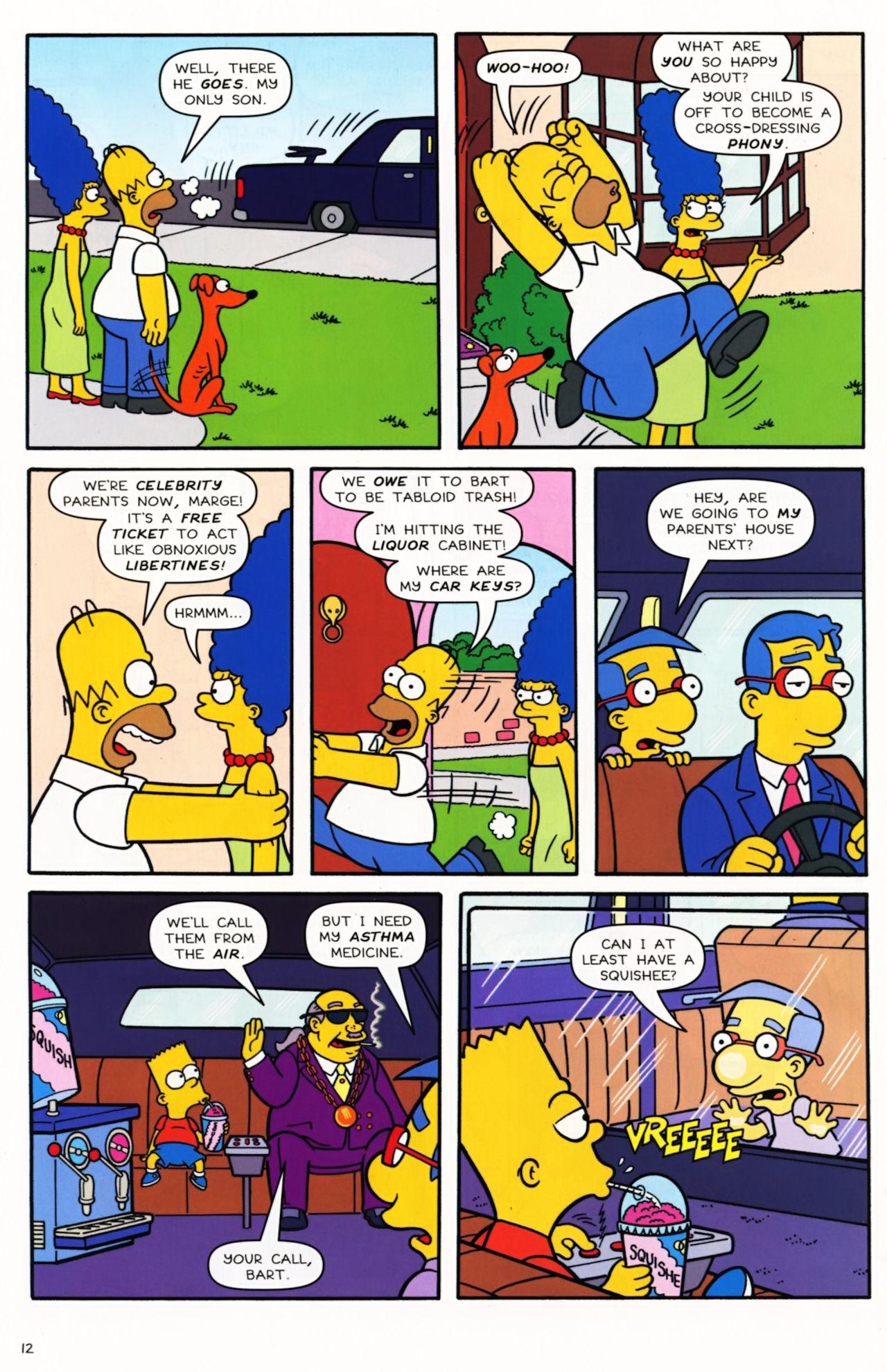 Read online Simpsons Comics comic -  Issue #173 - 10