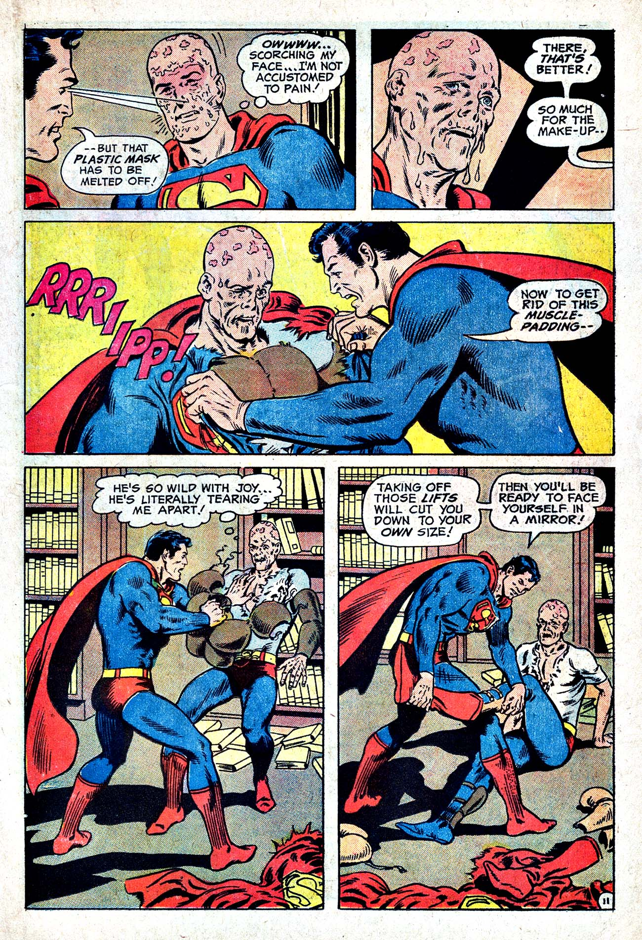 Read online Action Comics (1938) comic -  Issue #414 - 16