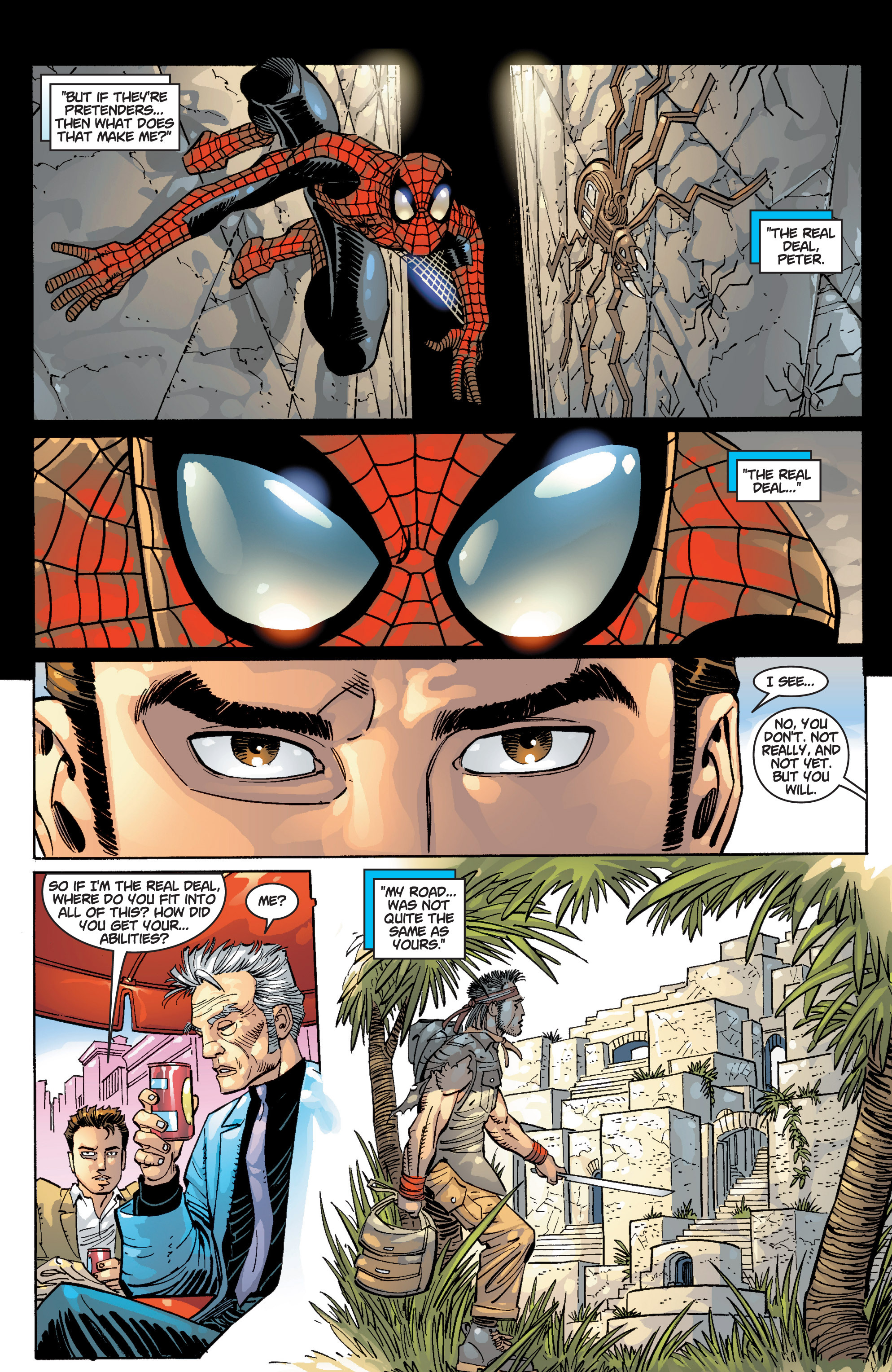 The Amazing Spider-Man (1999) 32 Page 10