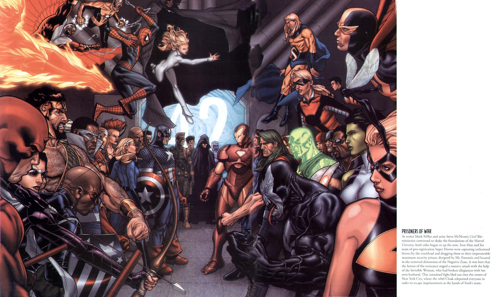 Read online Marvel Chronicle comic -  Issue # TPB (Part 3) - 114
