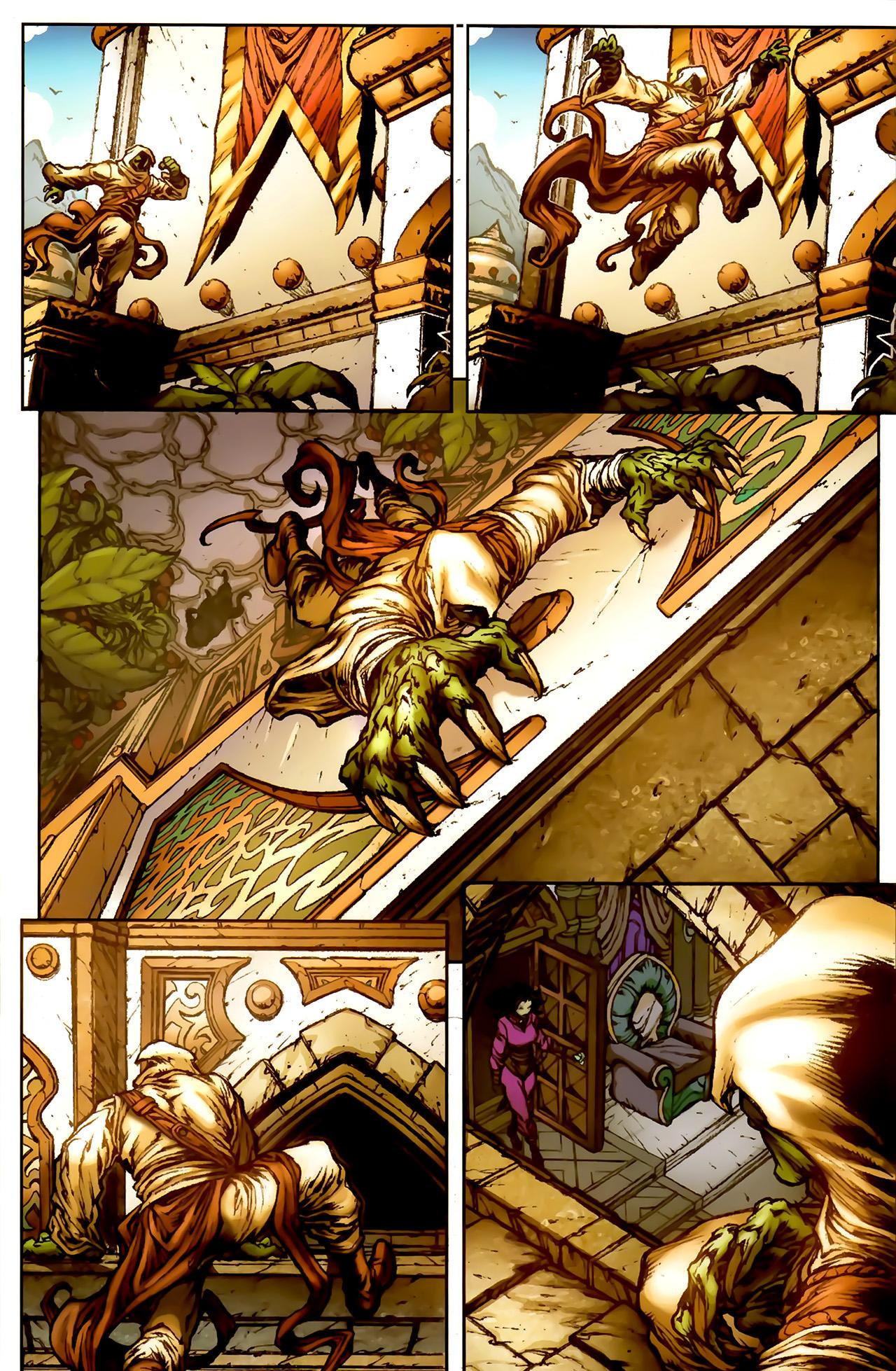 Read online 1001 Arabian Nights: The Adventures of Sinbad comic -  Issue #1 - 17