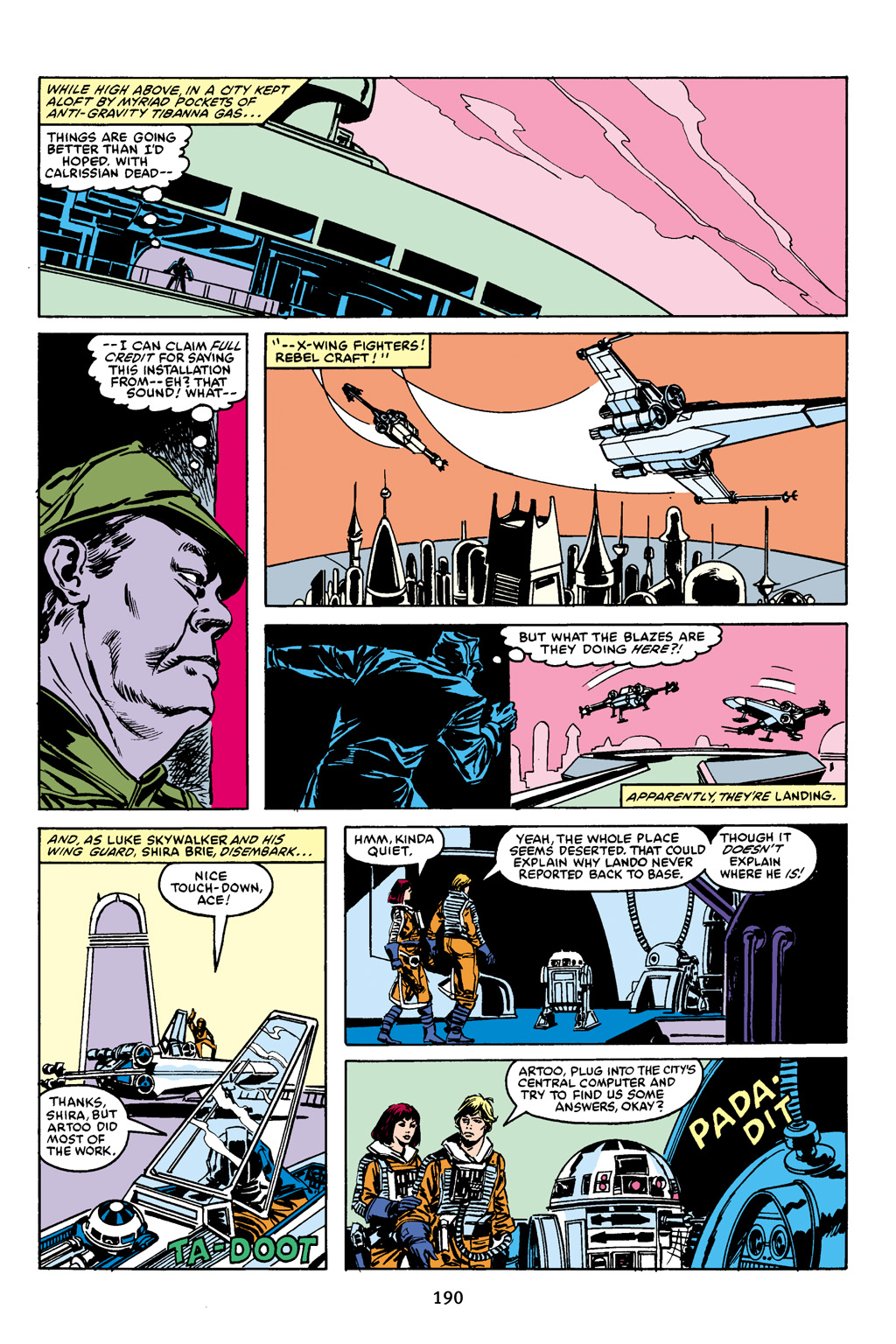 Read online Star Wars Omnibus comic -  Issue # Vol. 16 - 188