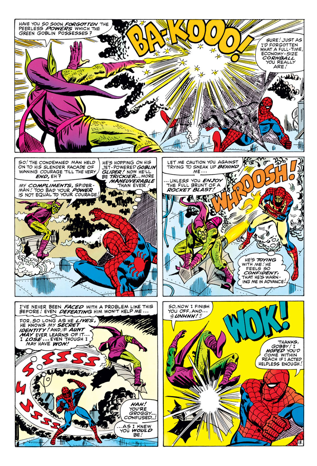 The Amazing Spider-Man (1963) 40 Page 13