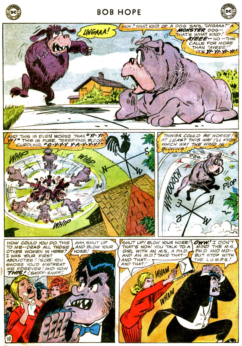 The Adventures of Bob Hope issue 92 - Page 25