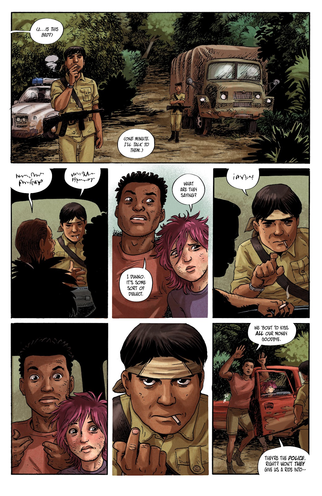 No Mercy Issue #7 #7 - English 11