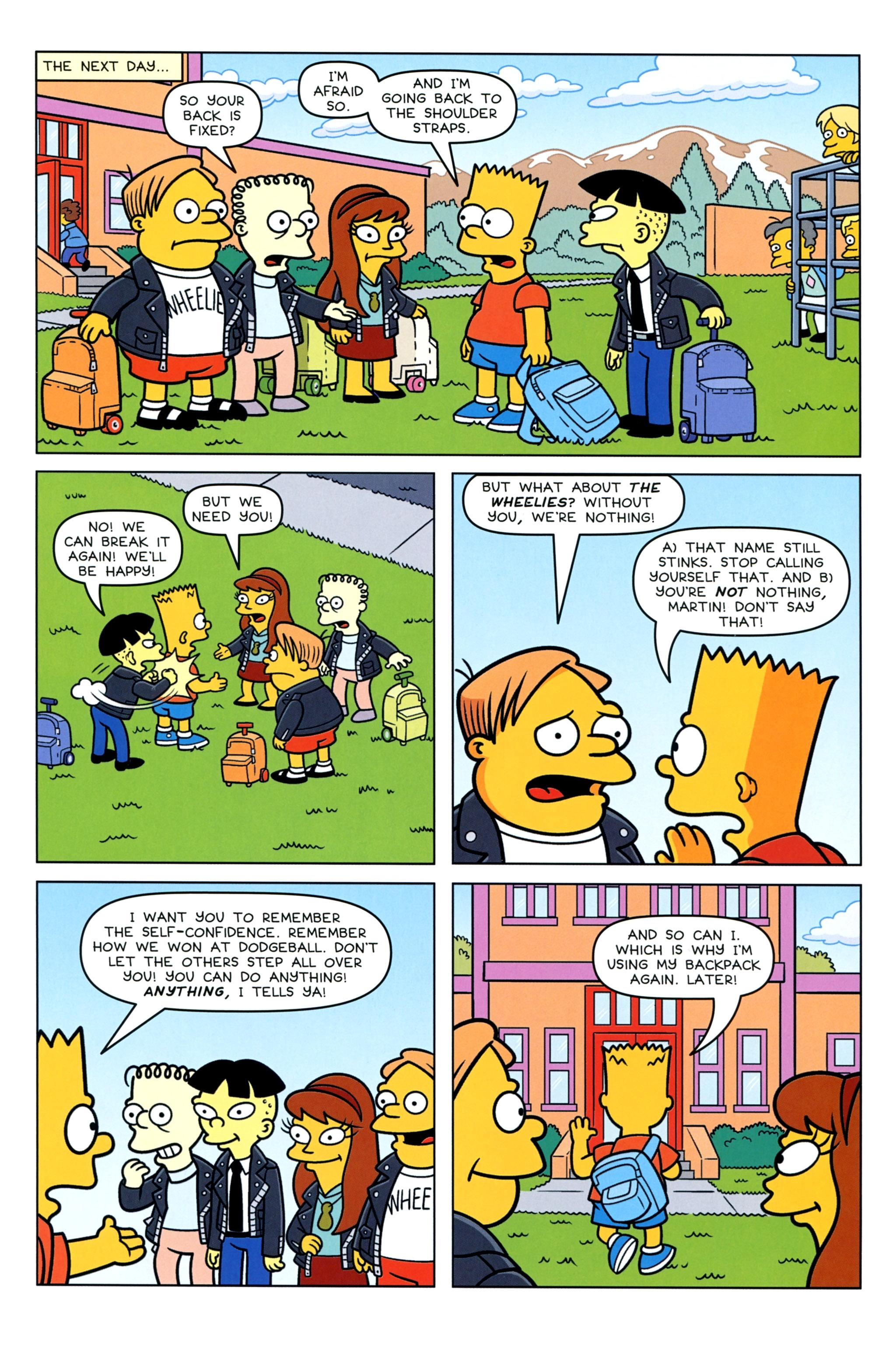 Read online Simpsons Comics Presents Bart Simpson comic -  Issue #92 - 11
