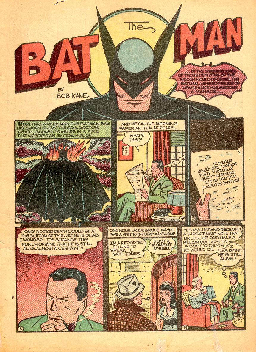 Read online Detective Comics (1937) comic -  Issue #30 - 3