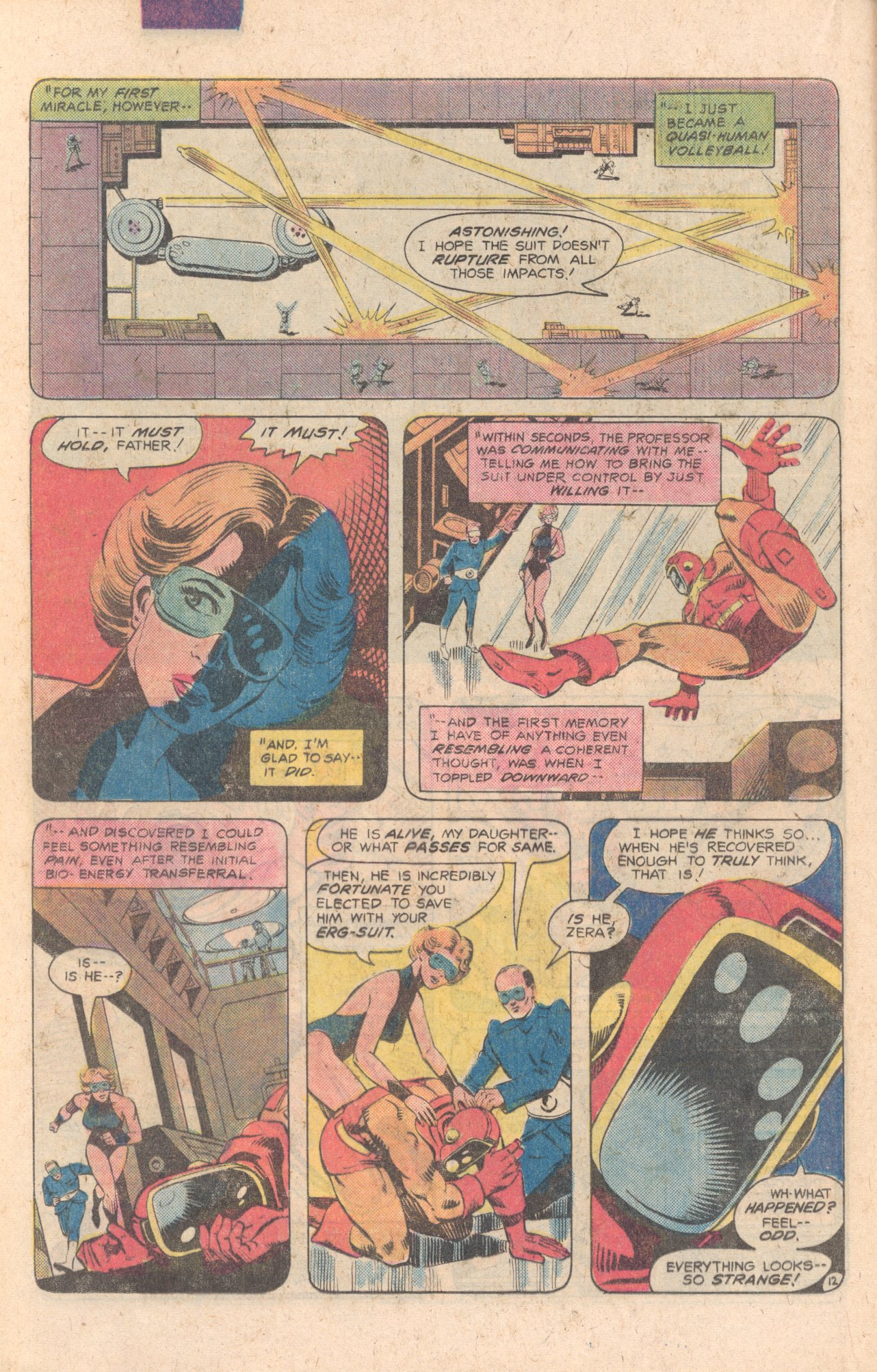 Legion of Super-Heroes (1980) 283 Page 12