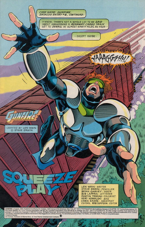 Read online Gunfire comic -  Issue #4 - 3