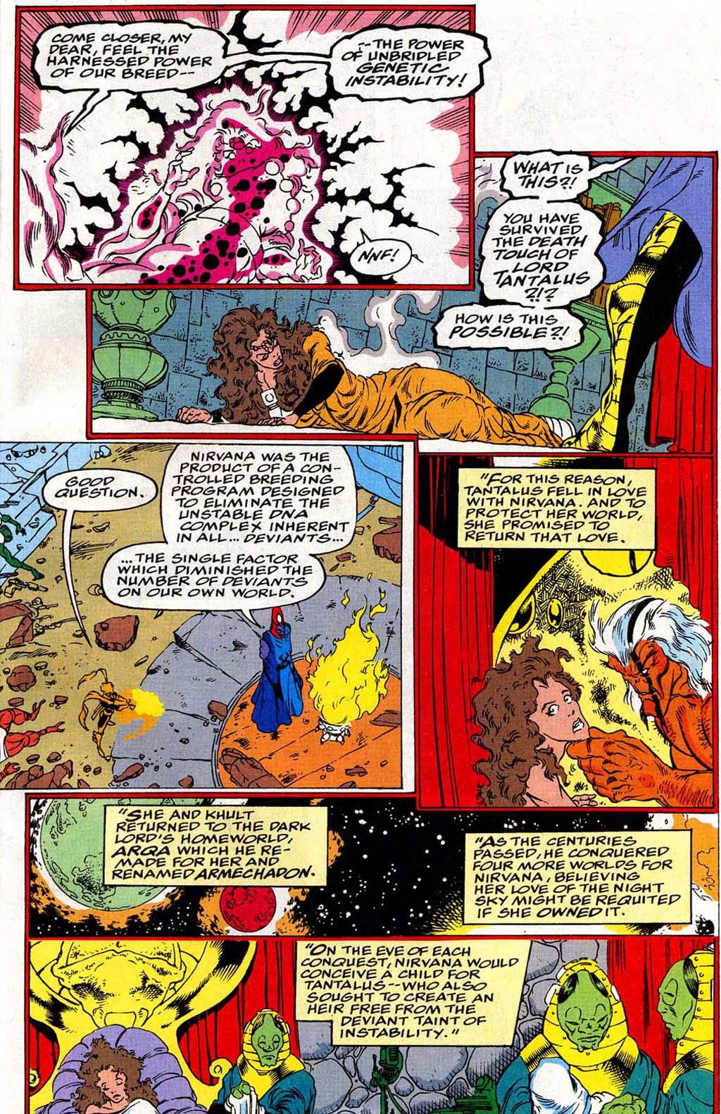 Read online Blackwulf comic -  Issue #9 - 14