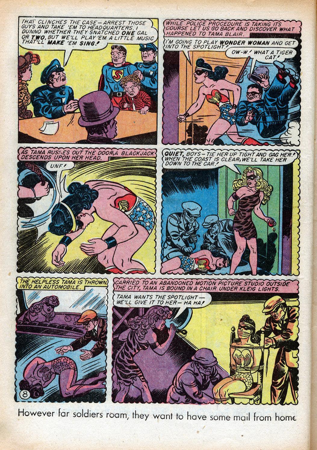 Read online Sensation (Mystery) Comics comic -  Issue #33 - 10
